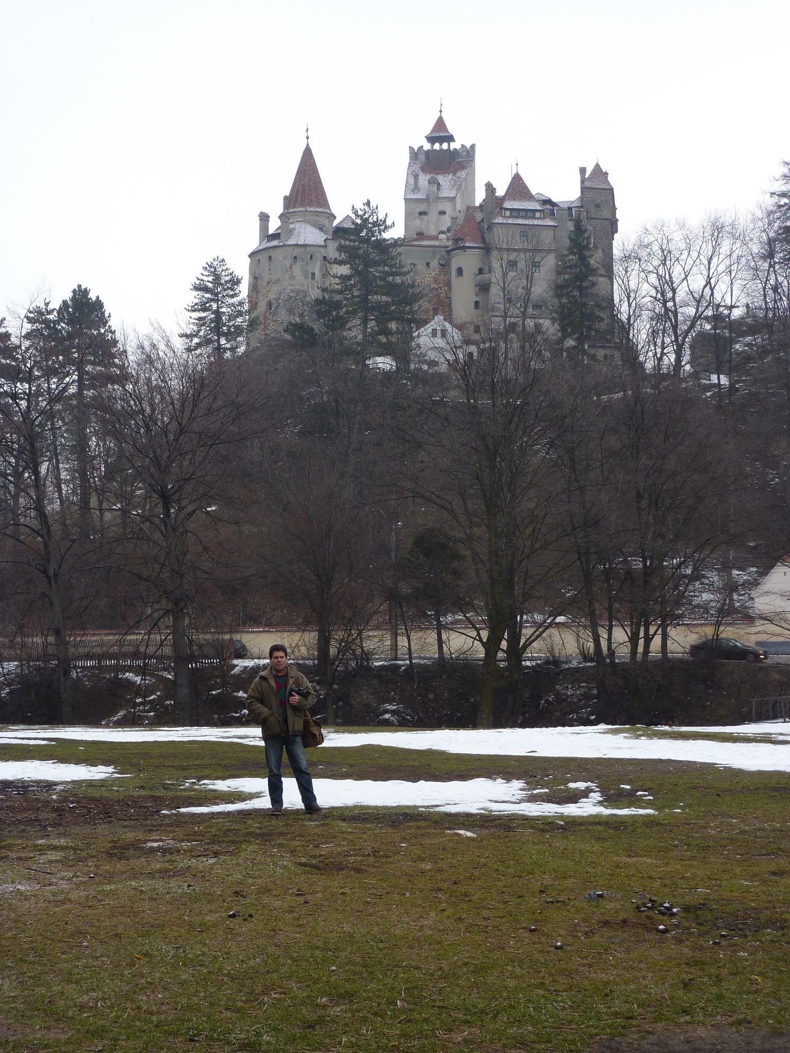 Castelo de Bran by Jose Simoes