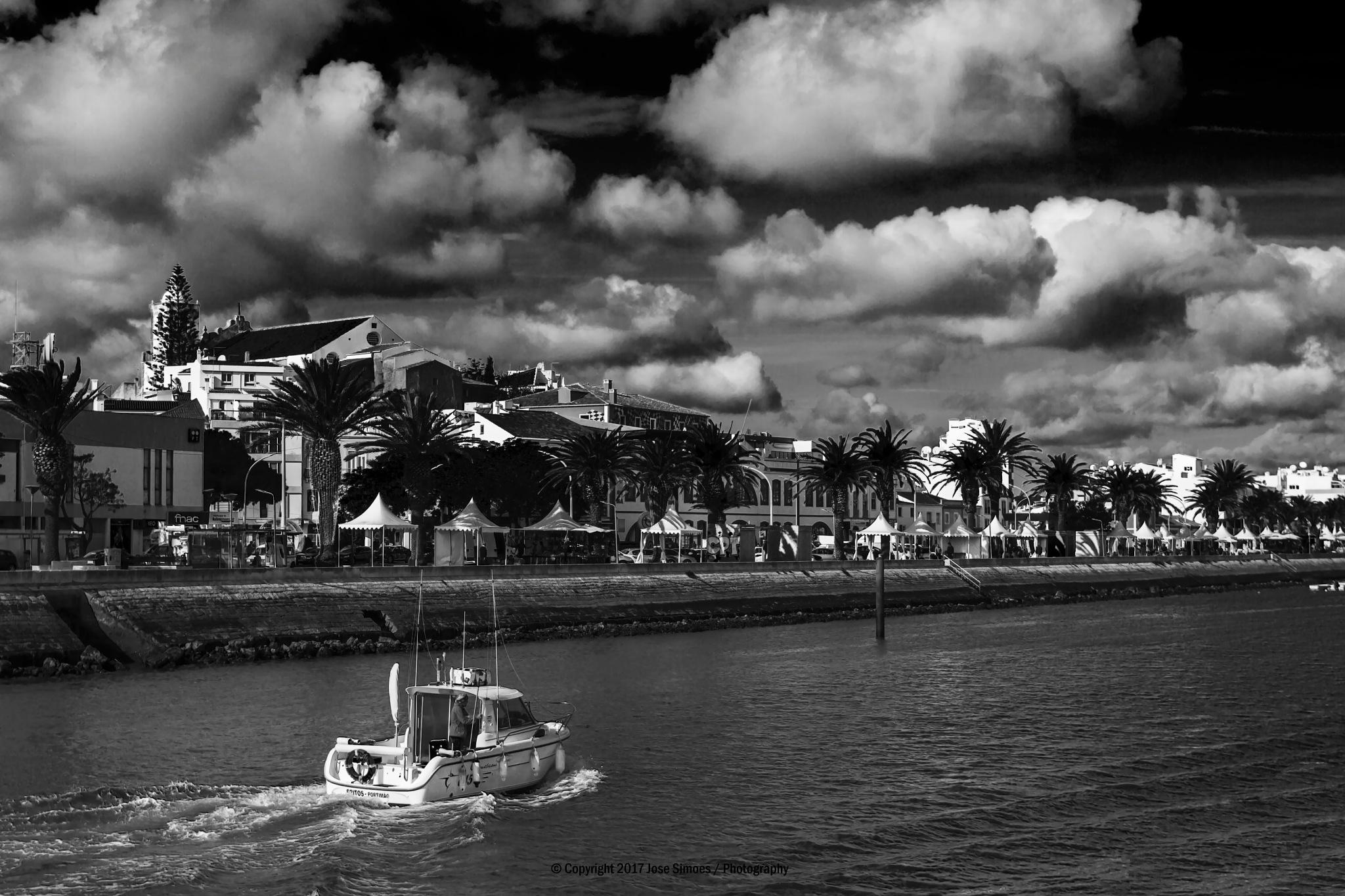 City of Lagos by Jose Simoes