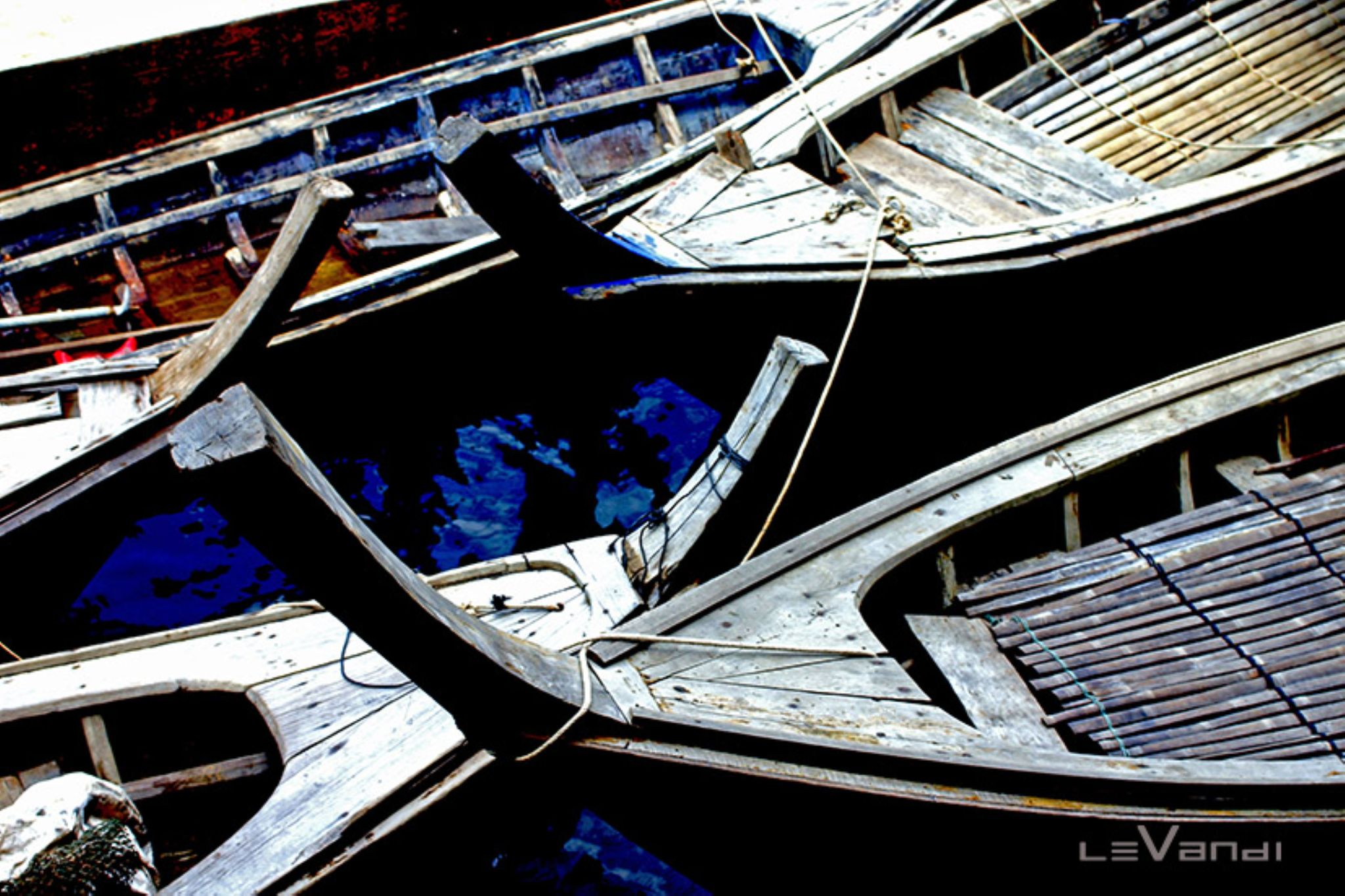 BOATS by LEVANDI