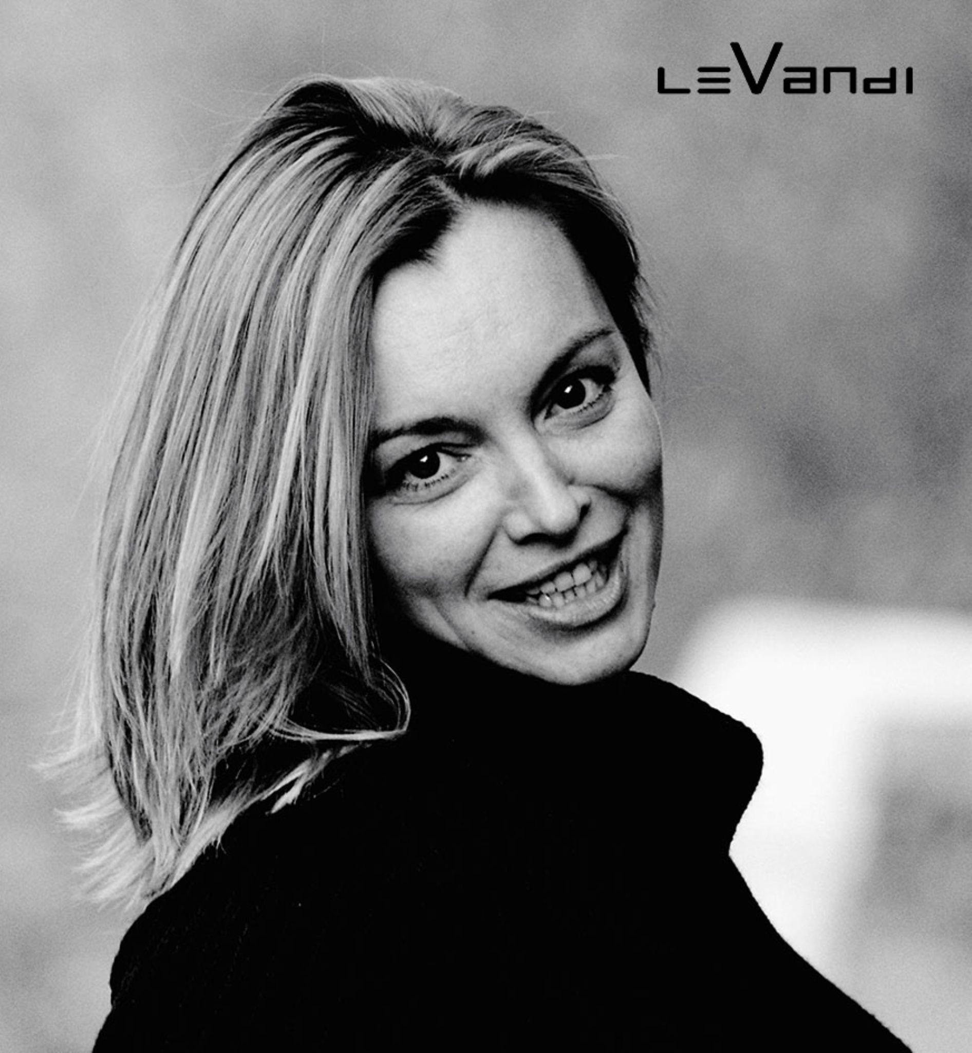KATARZYNA CHRZANOWSKA by LEVANDI