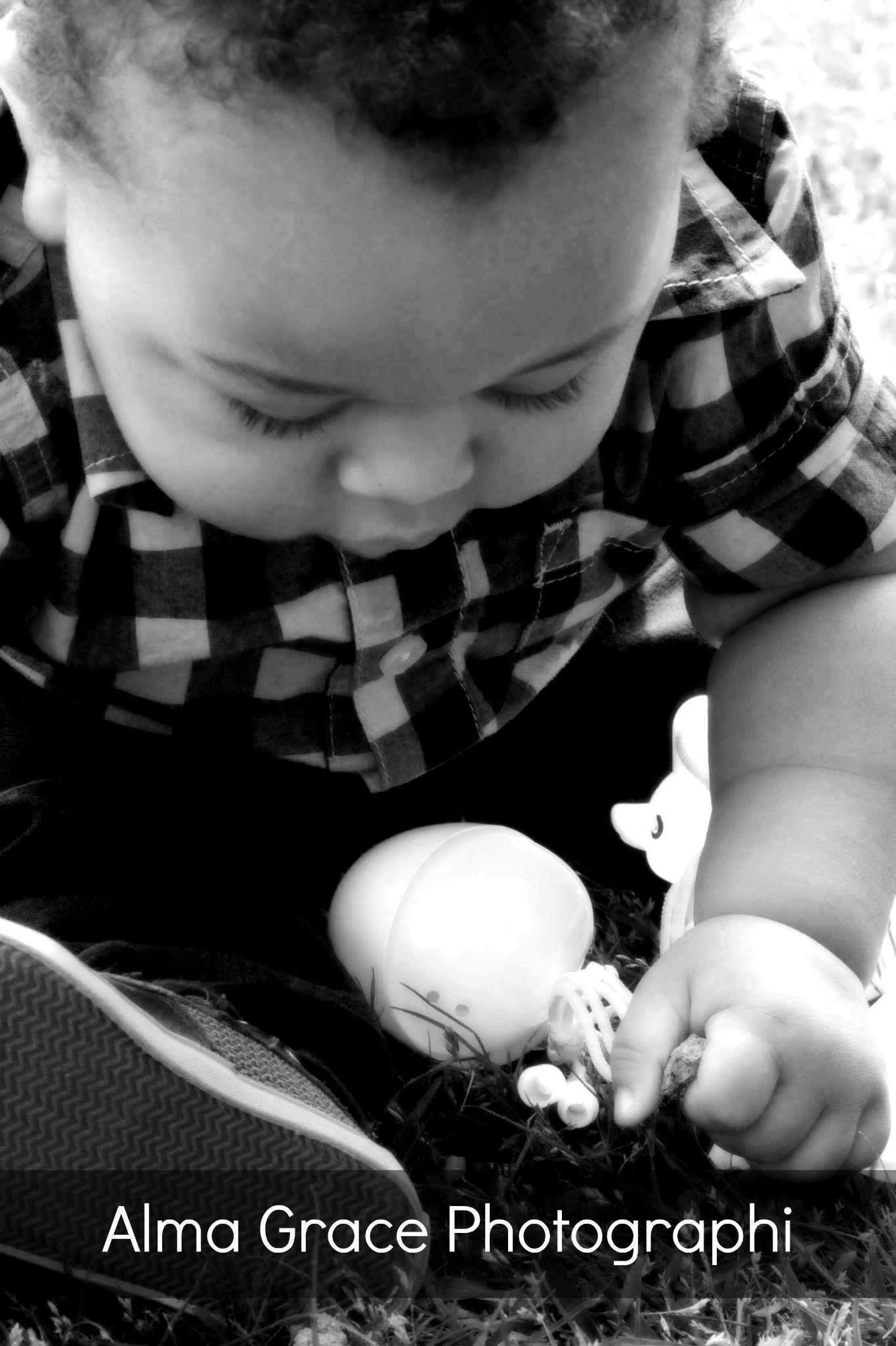 Baby Boy by cristirenea