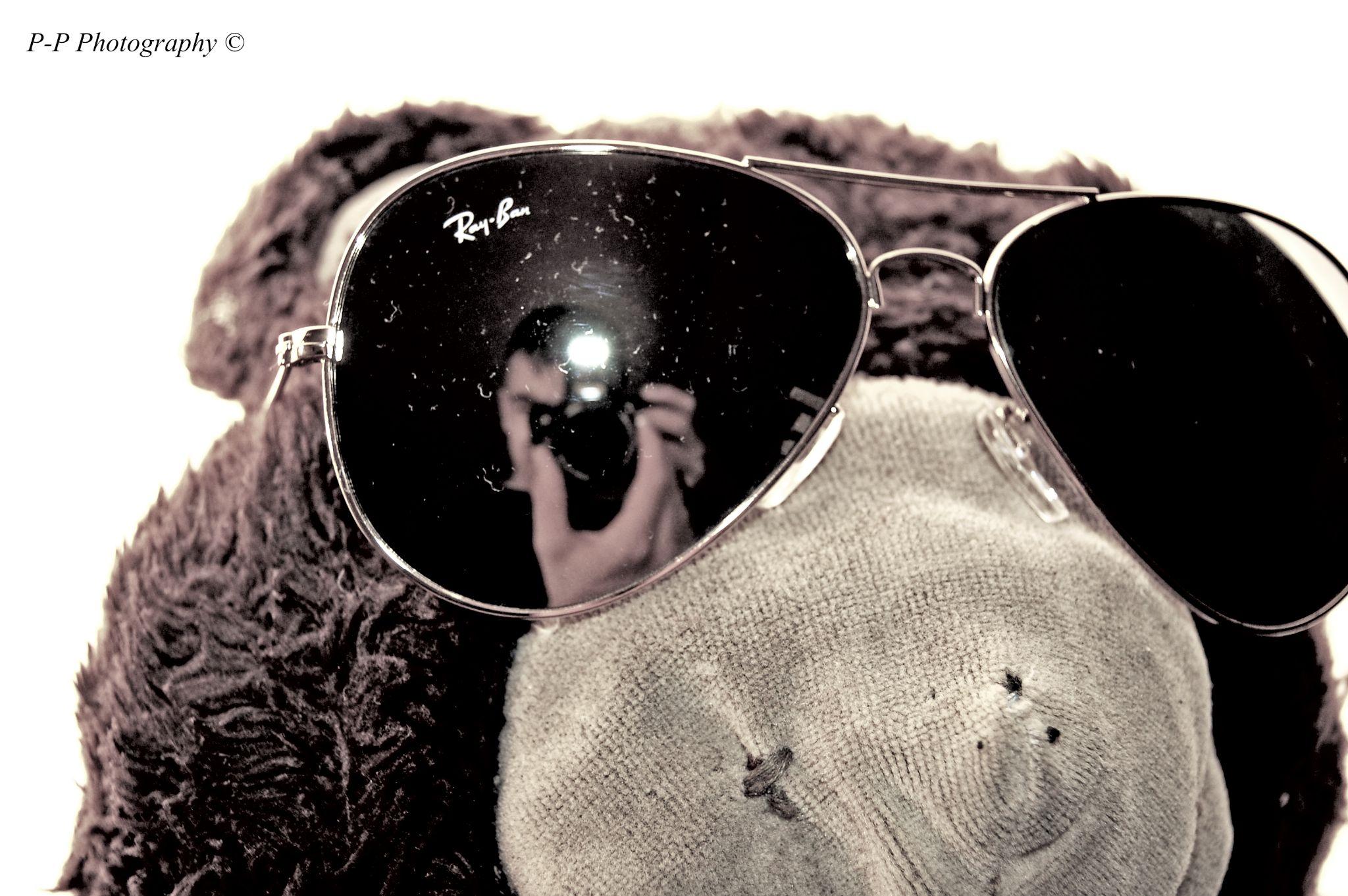 Sunglass Selfie by Michael Parmenter-Pluck