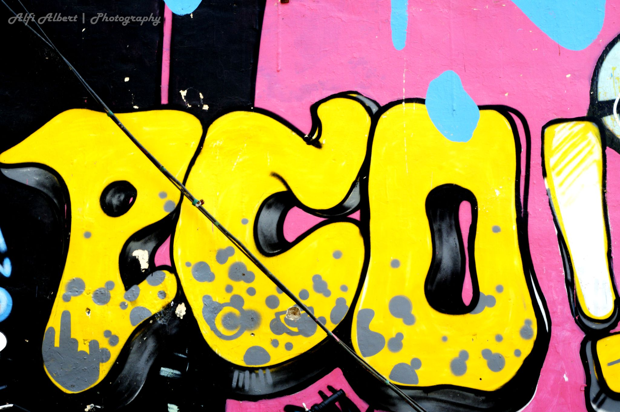 Graffiti by Alfi Albert Photography