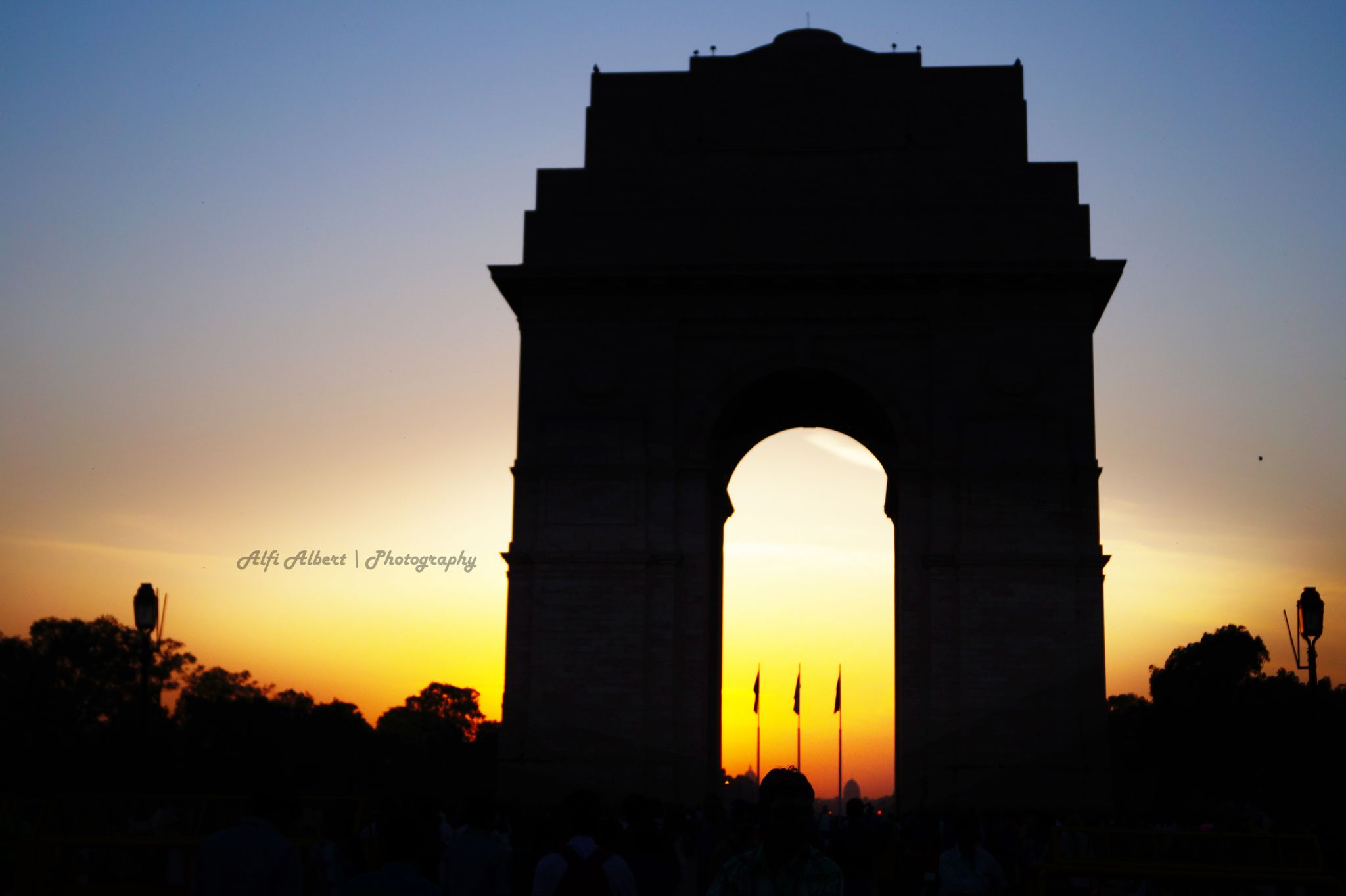 india gate by Alfi Albert Photography