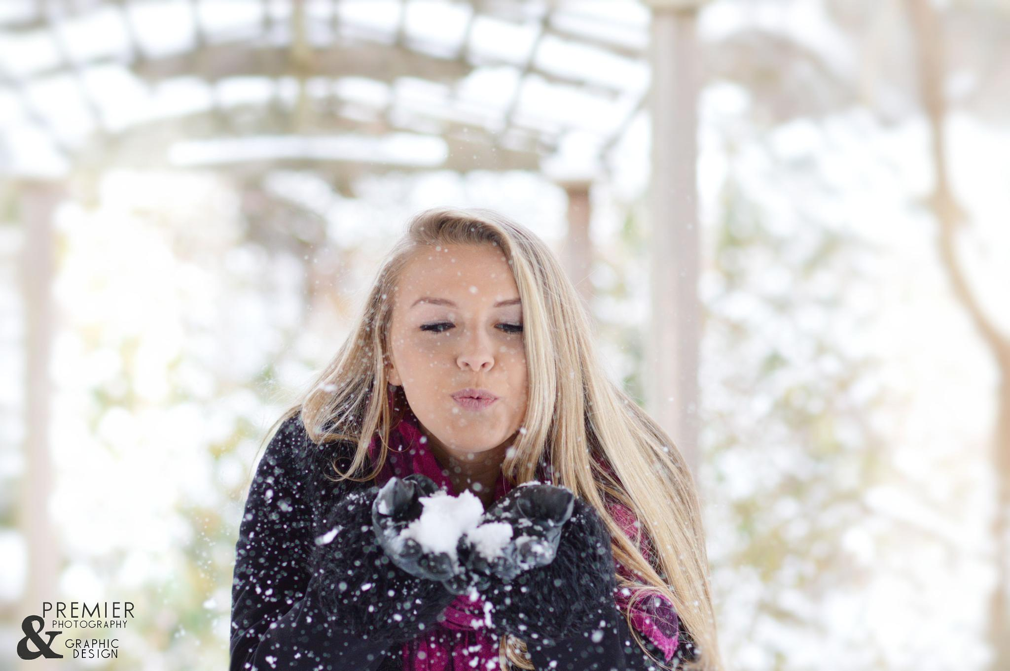 A little snow never hurt  by PremierPhotography