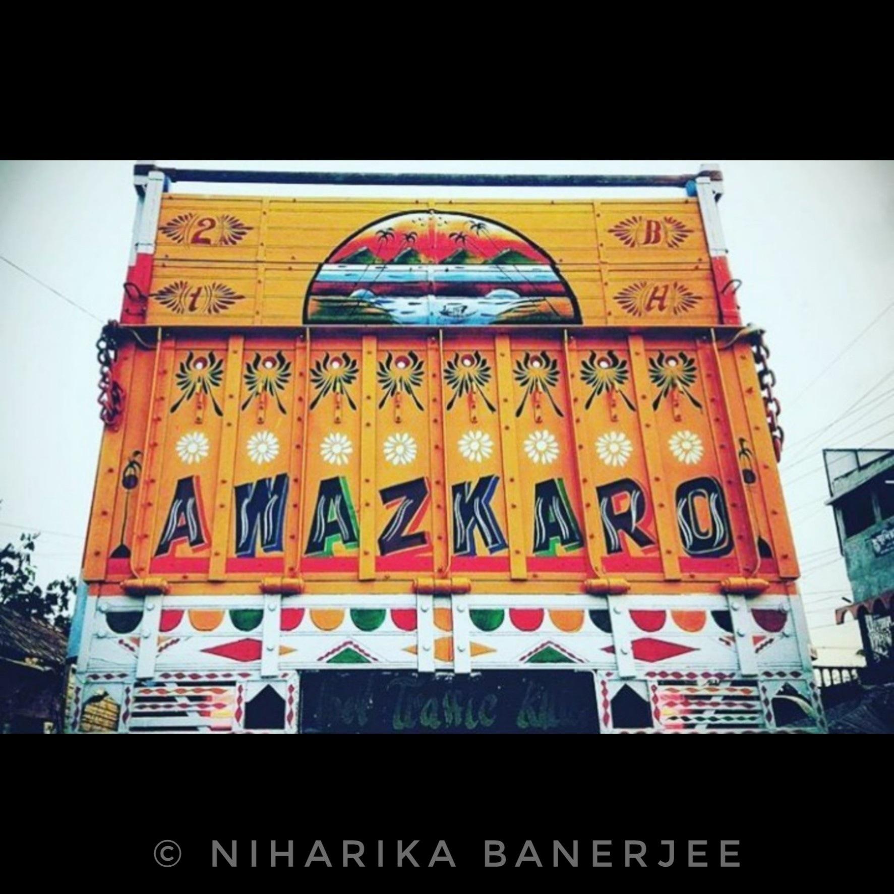 Awaz karo by Niharika Banerjee
