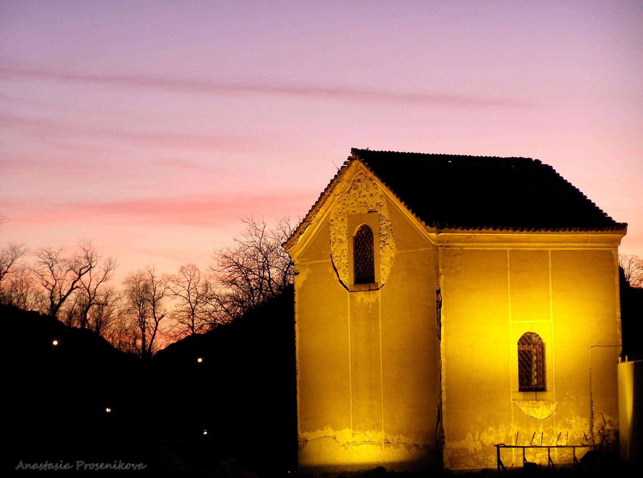 Sunset, Bulgaria by anastasia.prosenikova