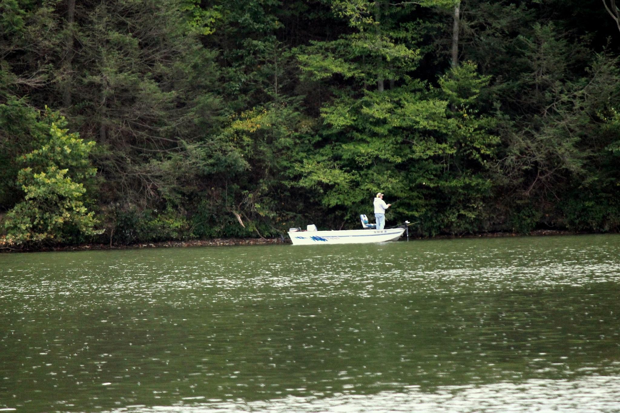 fishing by Jim