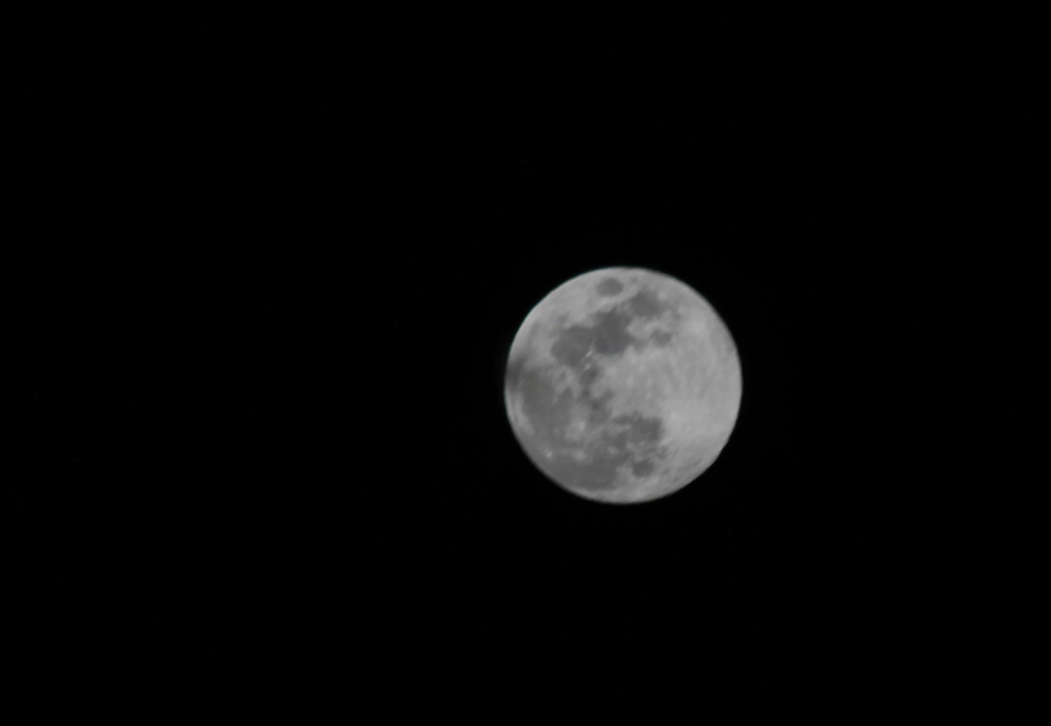 tonights blue moon by Jim