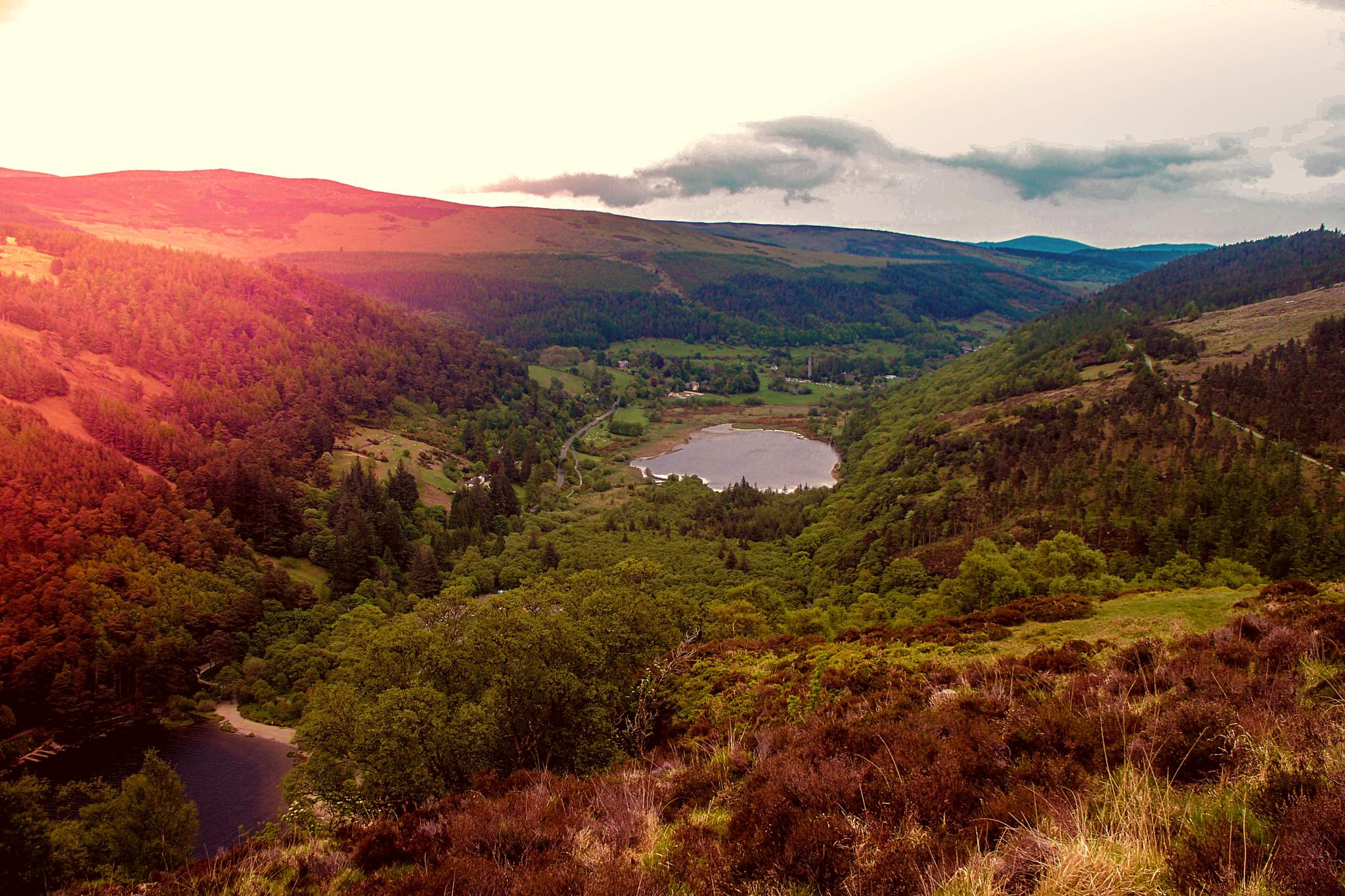 Glendelough by photograffer