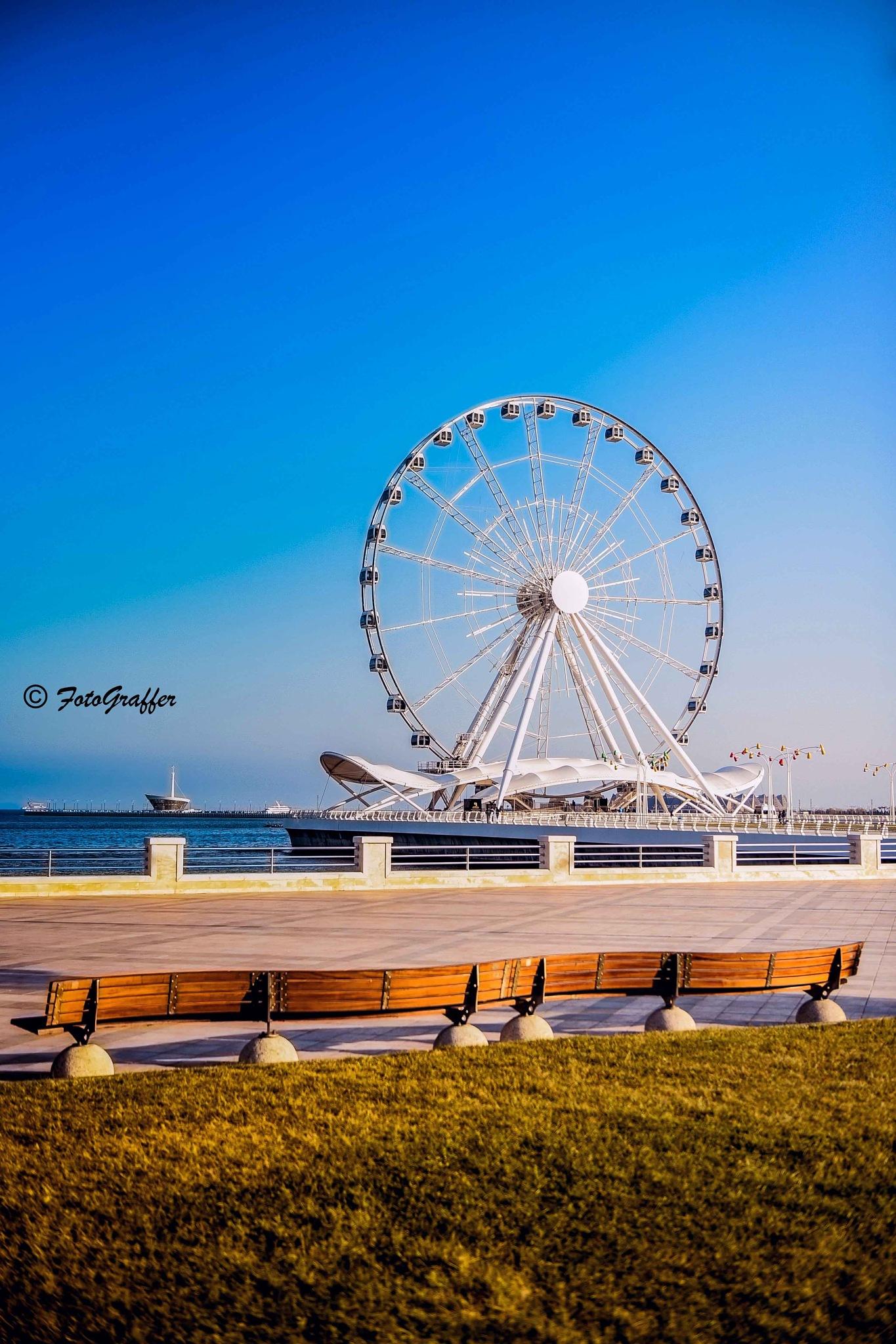 Baku Eye by photograffer