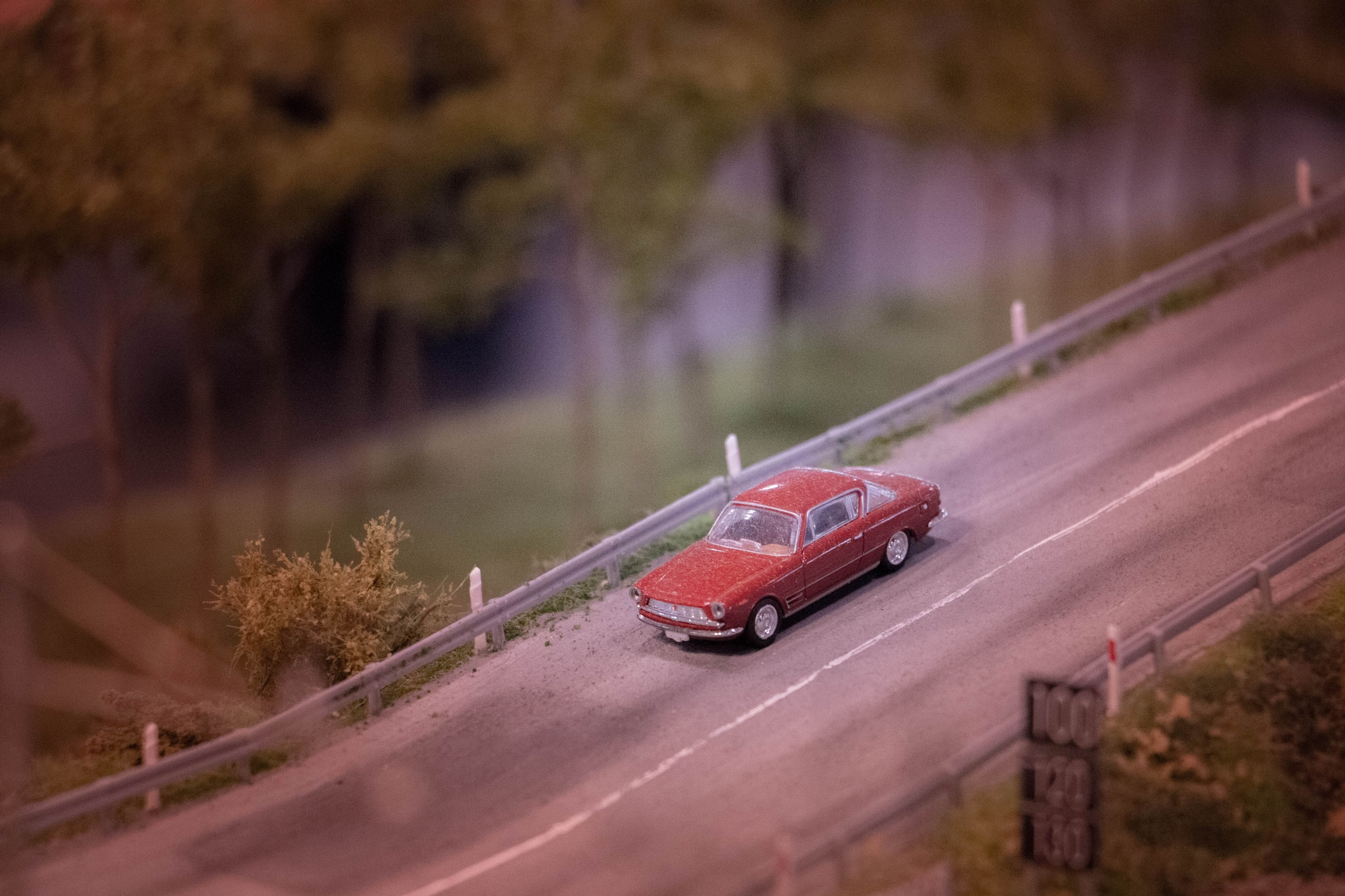 miniature scene by RistylePhotography