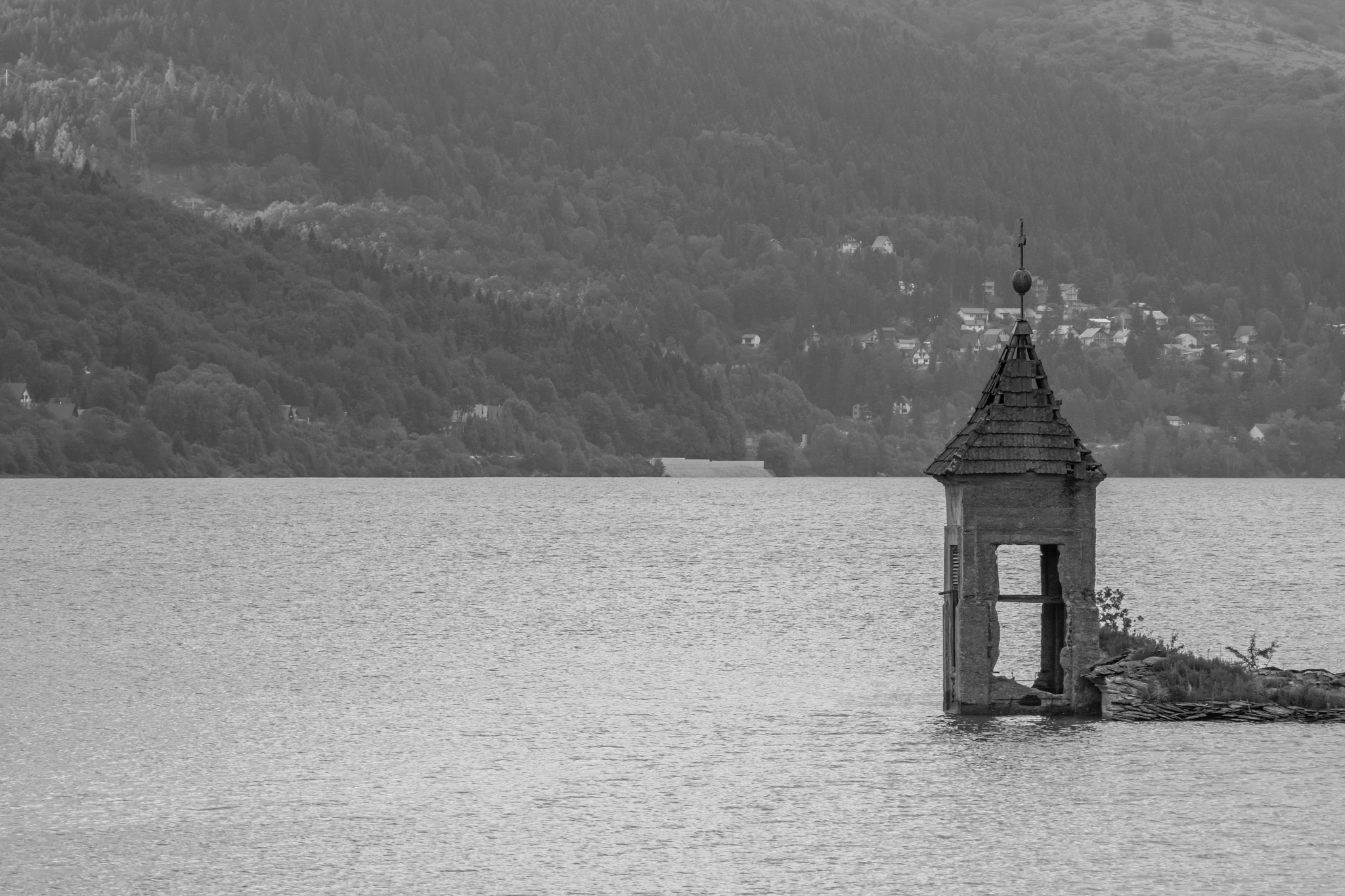 Flooded church by Taip Limani