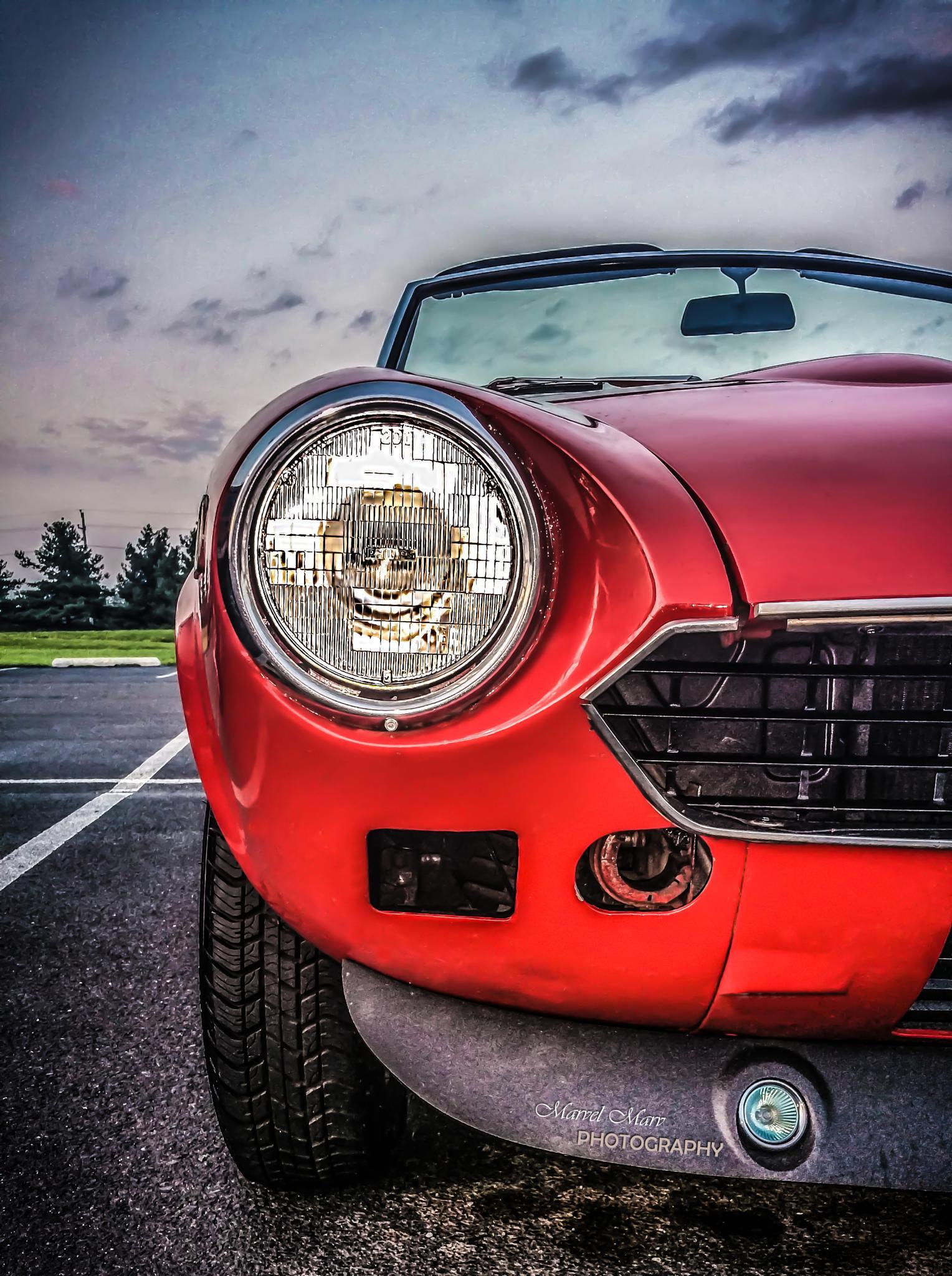 1976 Fiat by MarvelMarvPhotography