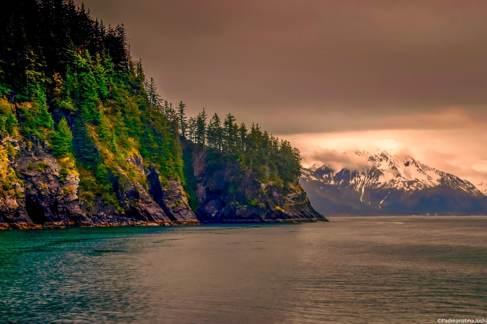 Kenai fjord national park alaska by Padmanabha Joshi(PJ)
