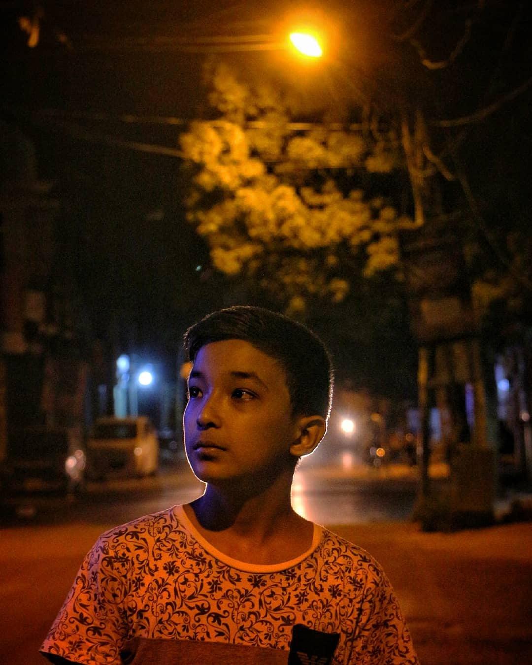 Street Vibes by Muhammad Mehdi
