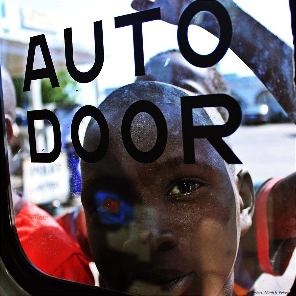Auto door by darnowic