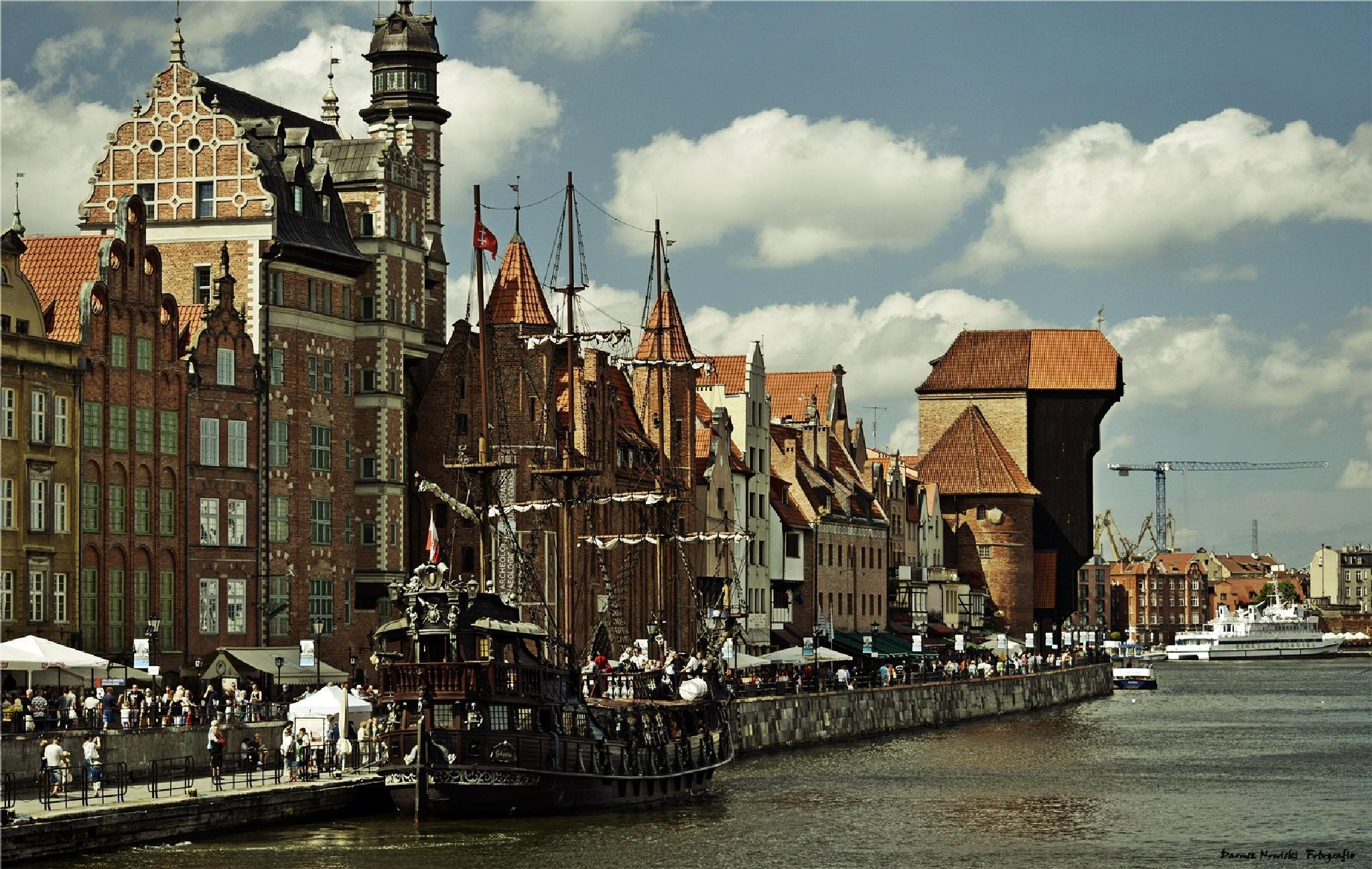 Gdańsk by darnowic