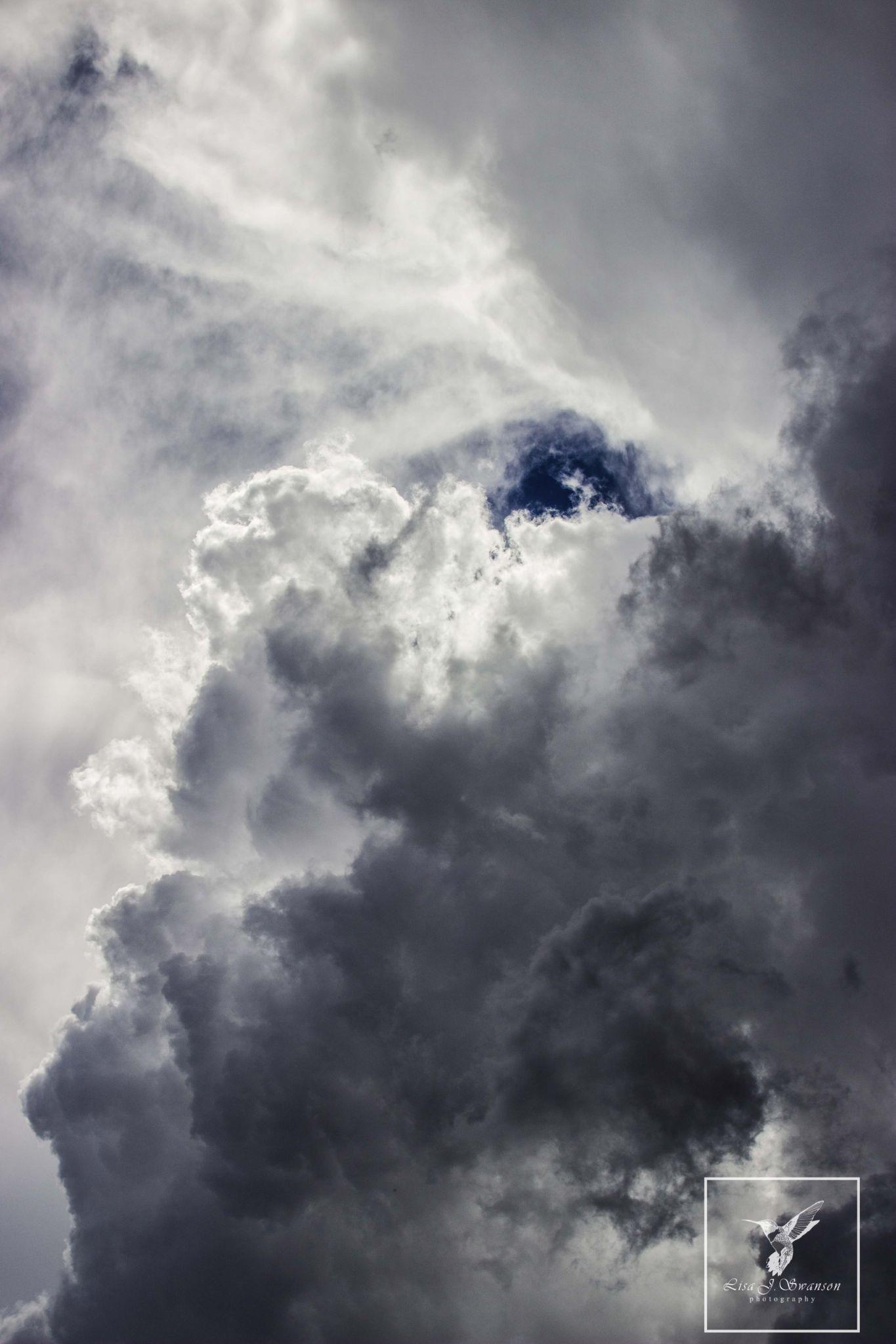 God's eye in the sky by lisa.meyersswanson