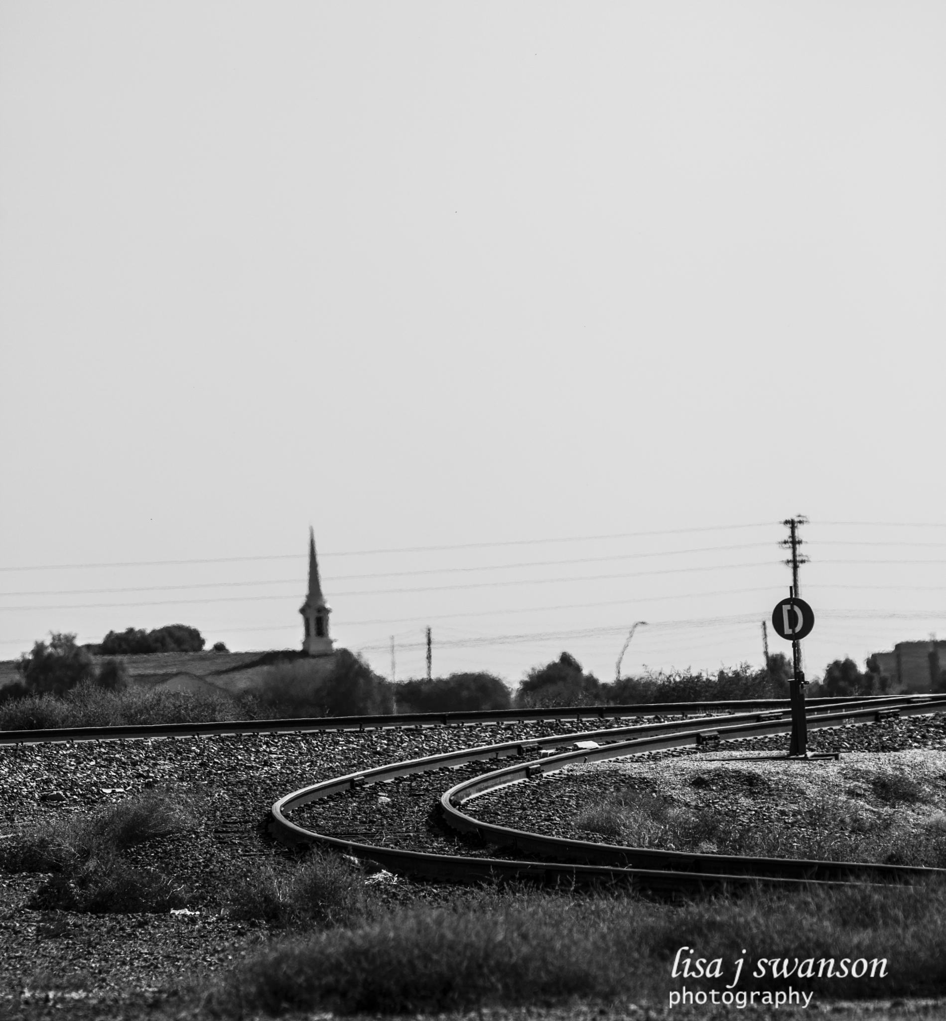 Lone tracks by lisa.meyersswanson