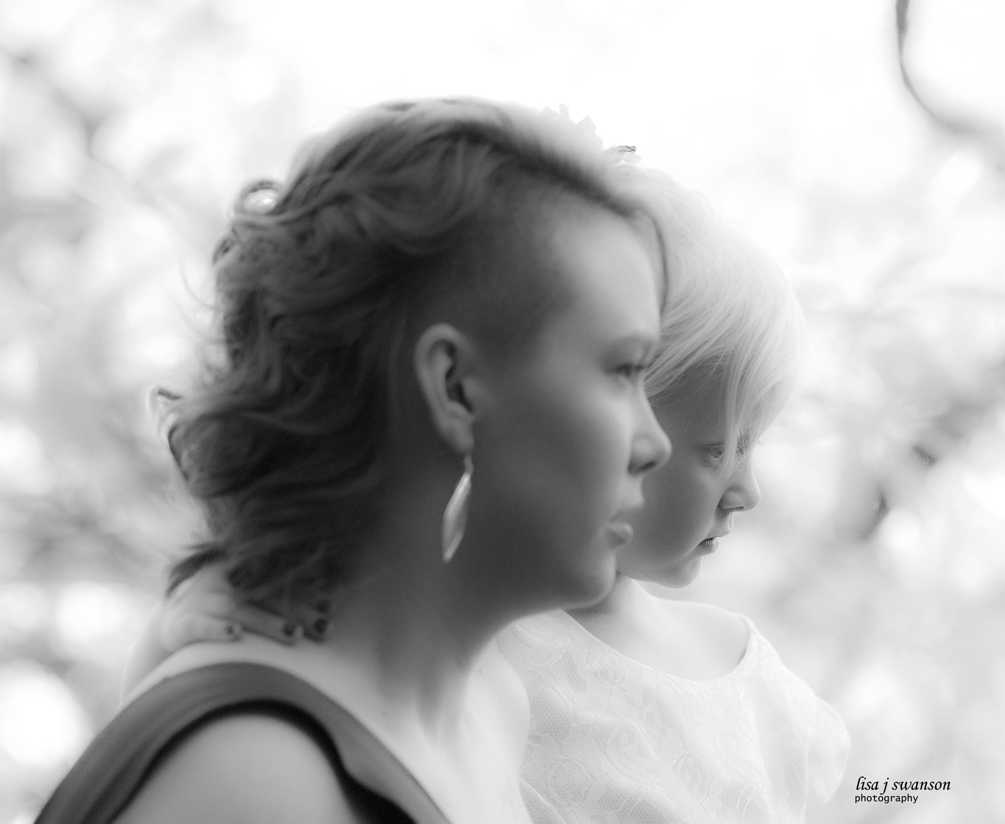 The love of a mother and daughter by lisa.meyersswanson