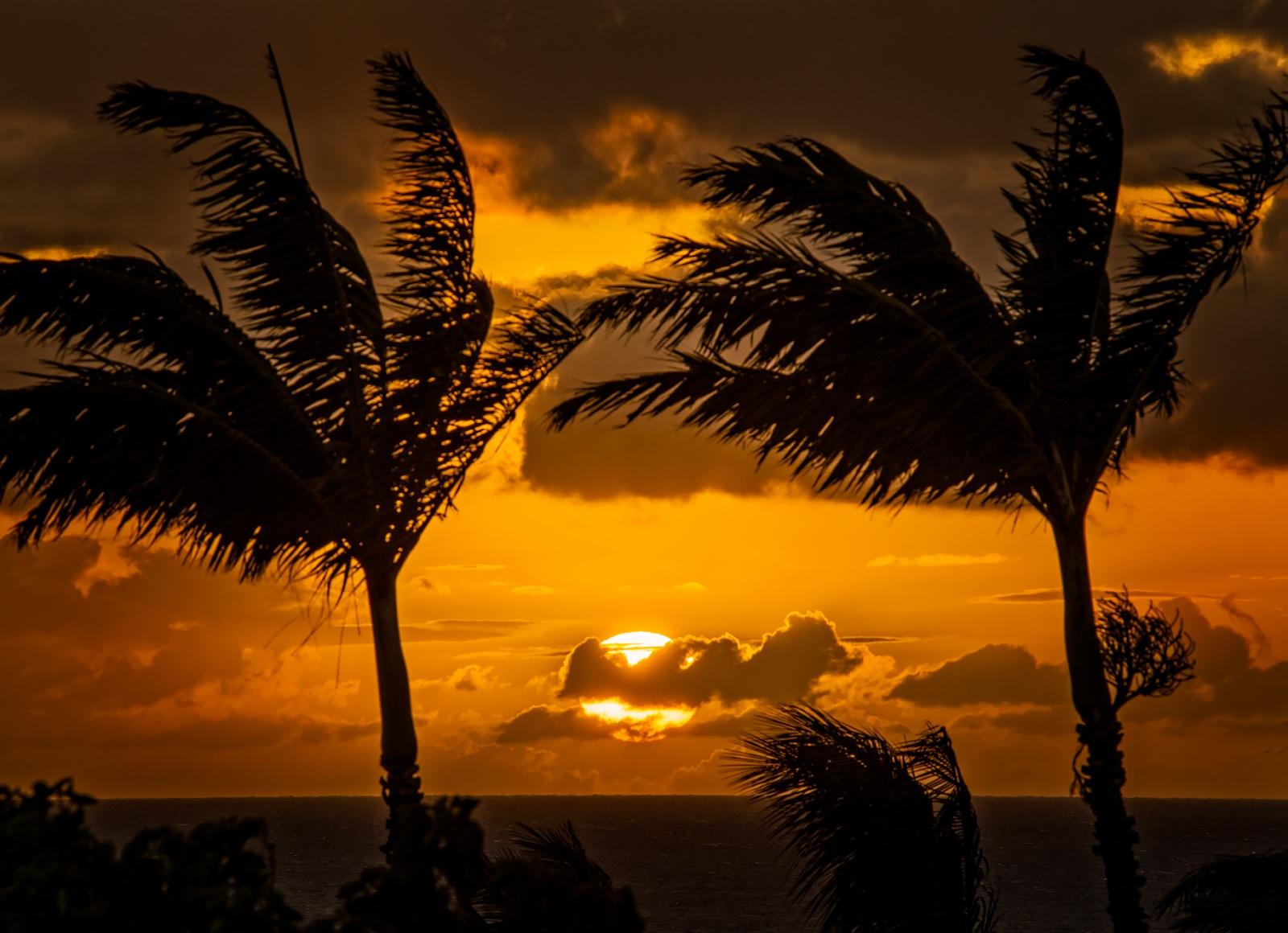 Maui Sunset by Philip Haber