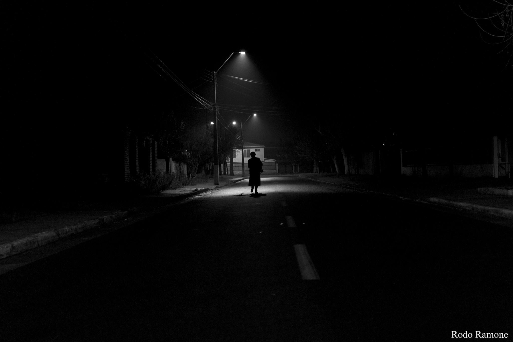 into the dark by Rodoramone