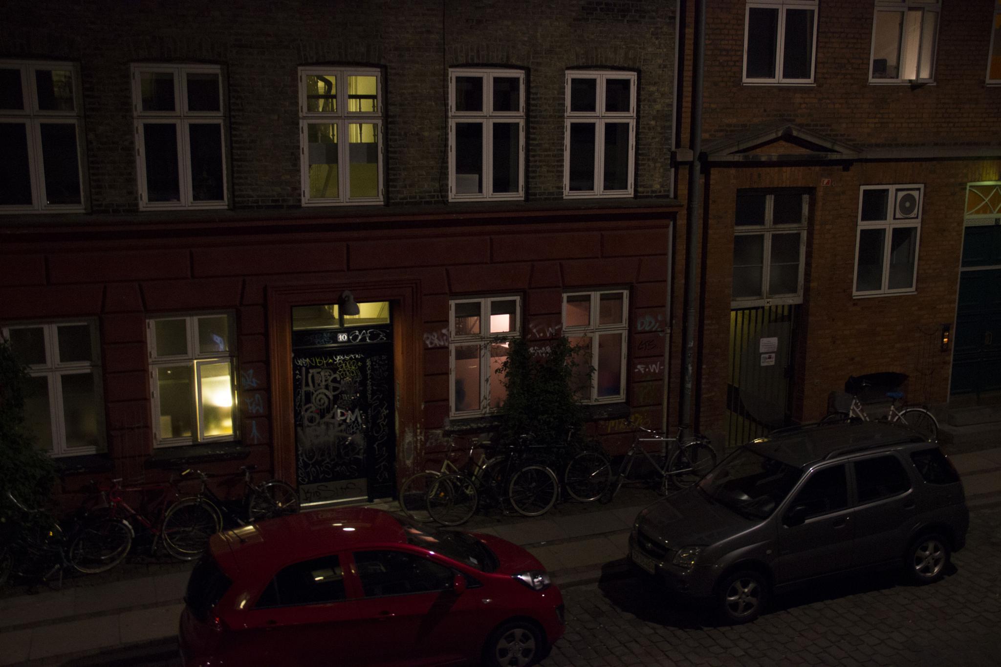 A night in Copenhagen by Nasta