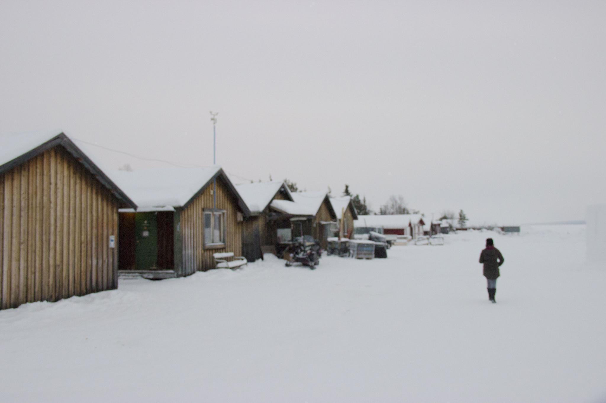 Swedish lapland by Nasta