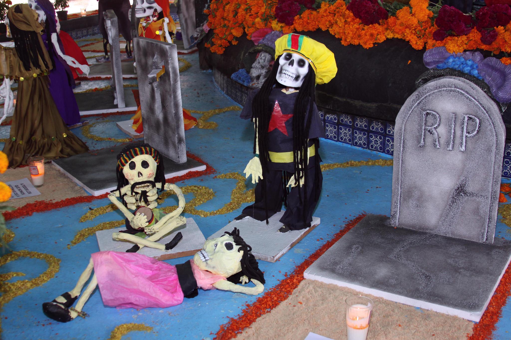 Día de Muertos by E Angel