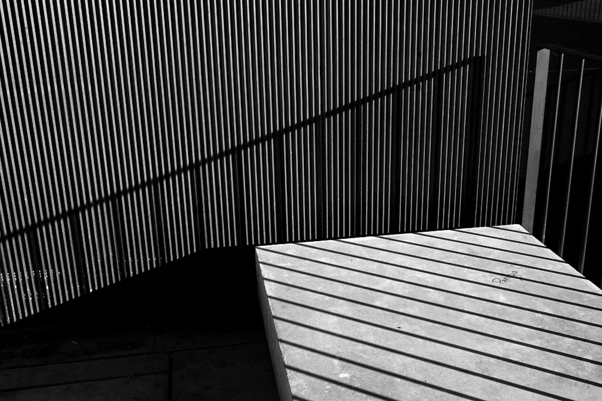 blinded by the lines by Paulo Pinto