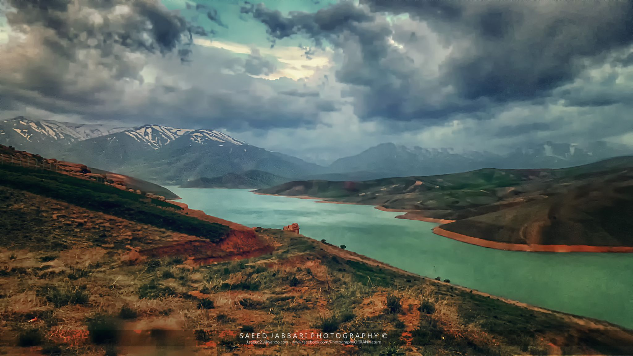 Iran-Urmia by Saeed Jabbari