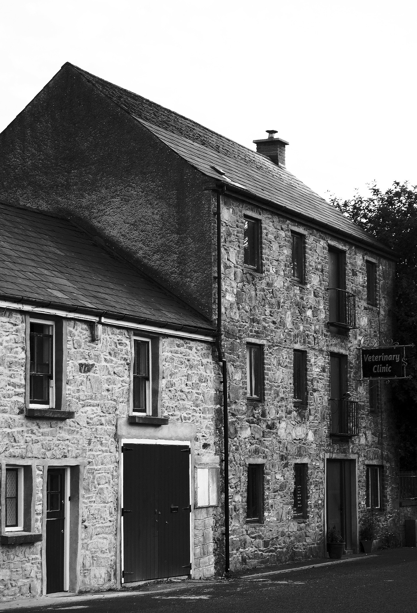 Ramelton, County  Donegal, Ireland                               by Lutz Thuns