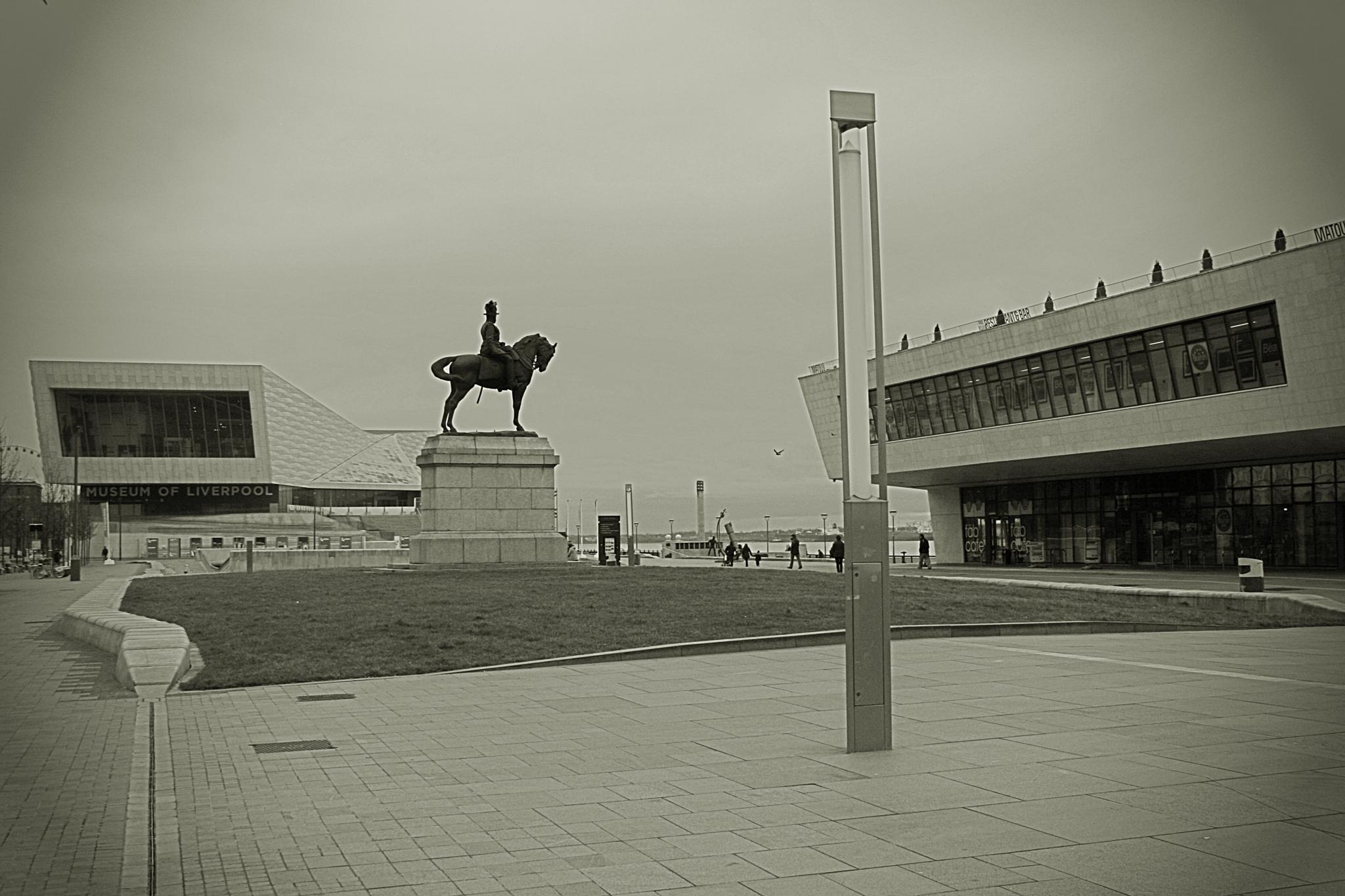Museum of Liverpool by Ada N