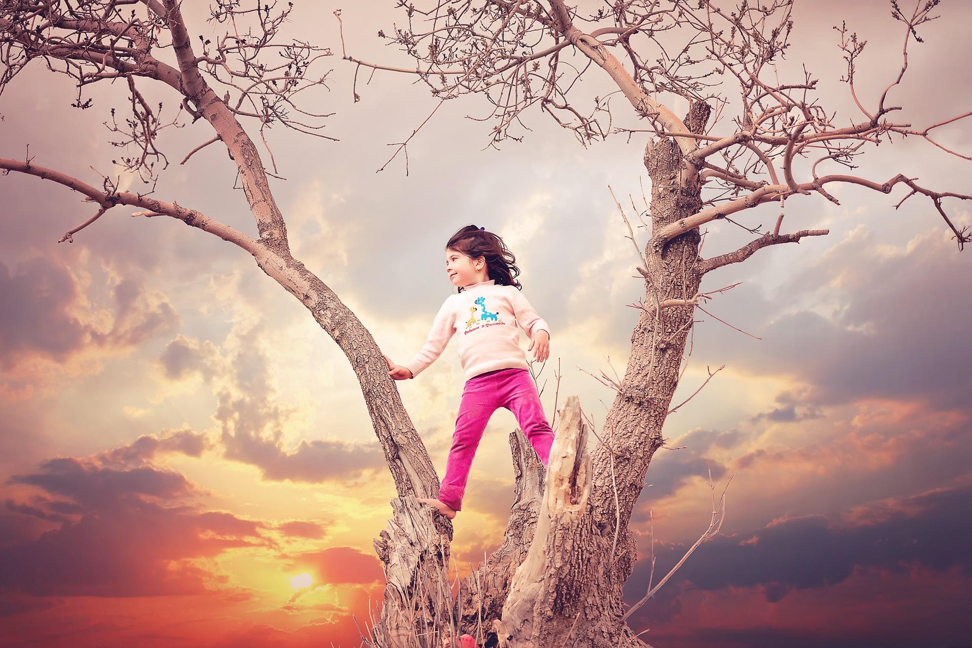 Spring Girl by Amirjabbar Jafarzadeh