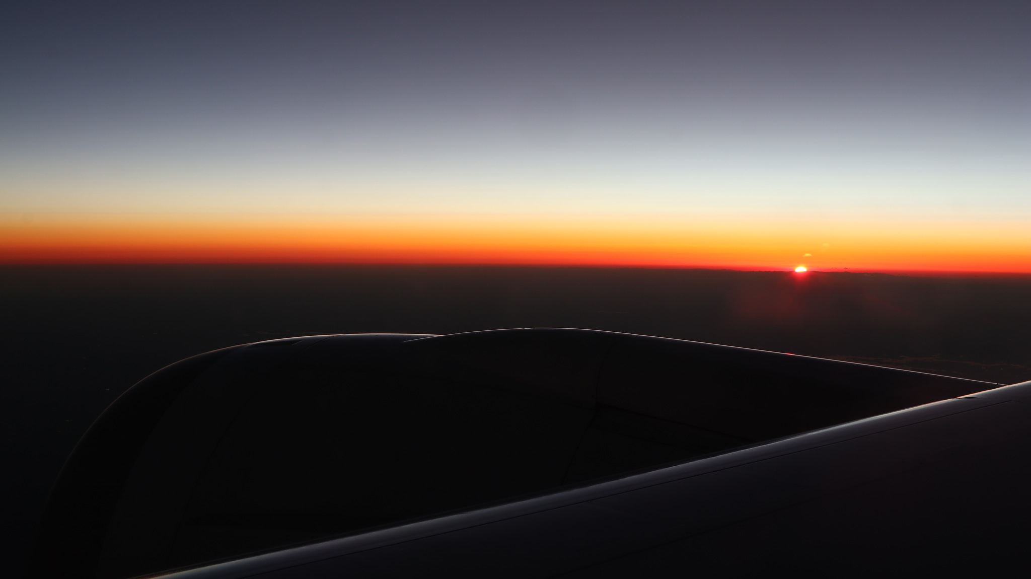 Sunrise up in the clouds!           by Alen Hajnrih