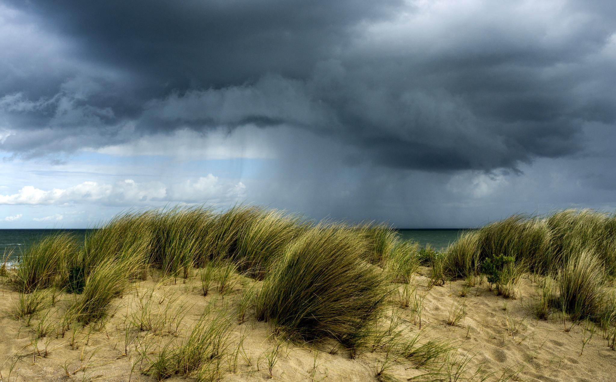 Stormy Weather by Rob van der Griend