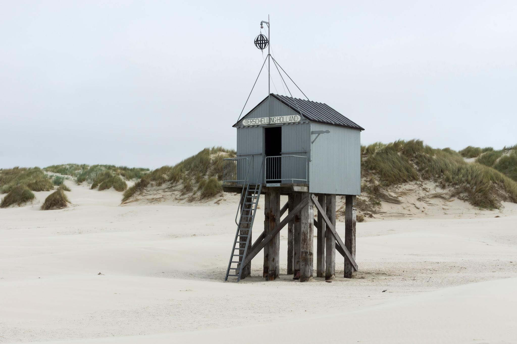 Last Shelter II by Rob van der Griend