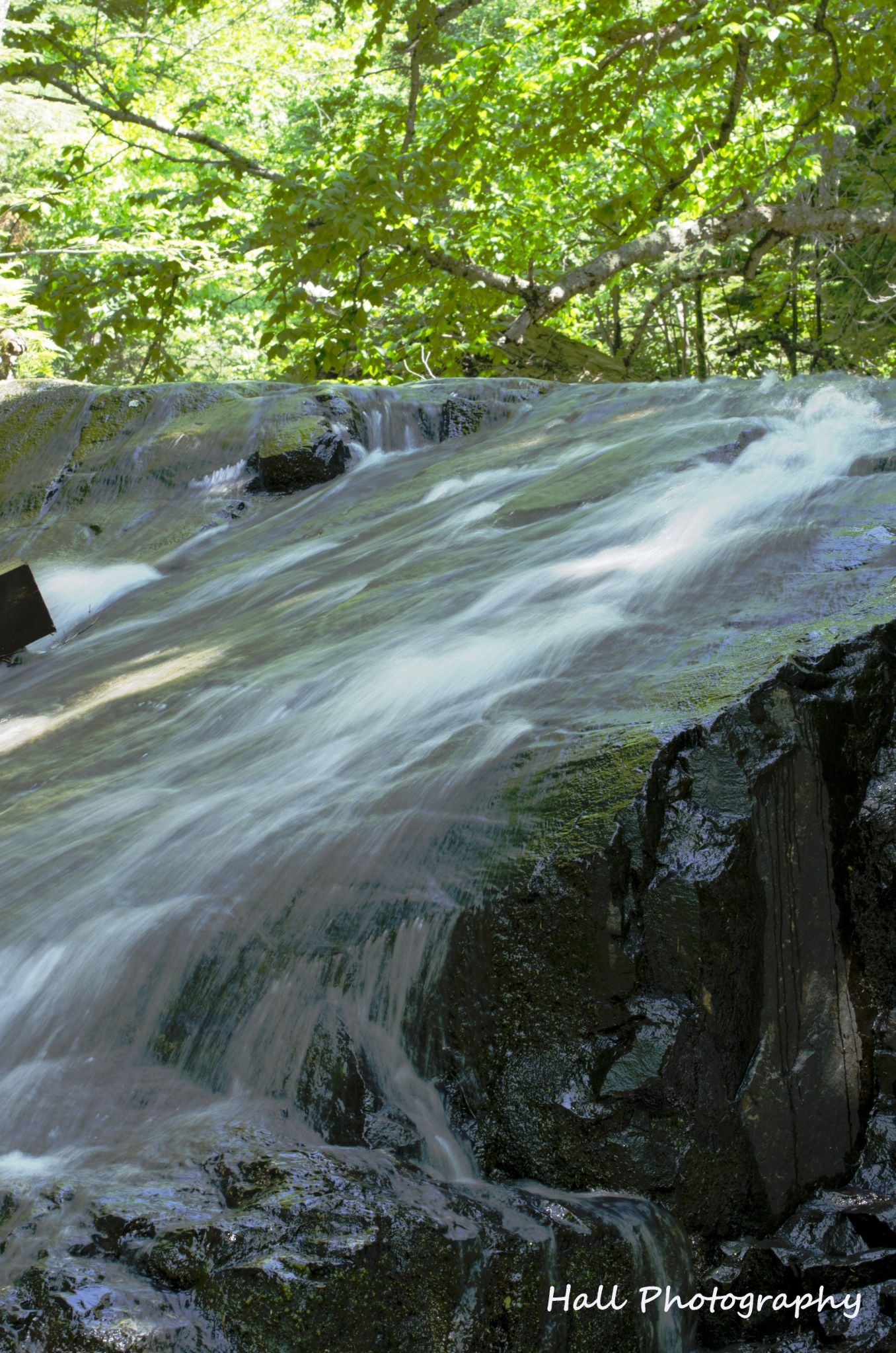 Stokely Creeks Falls  by JordanHall123