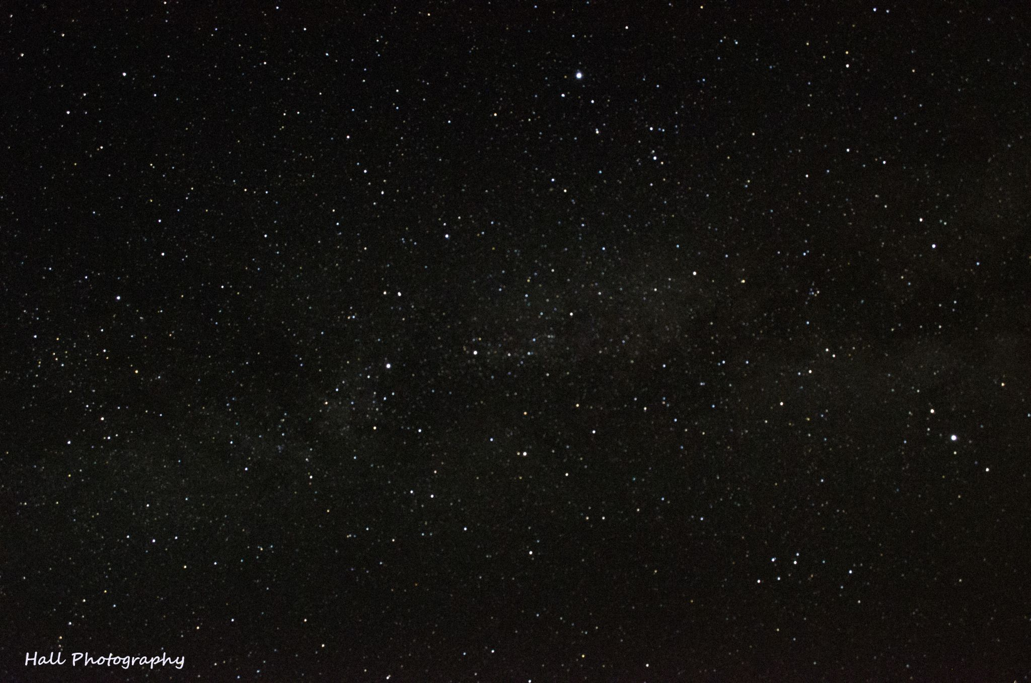 The Milky Way  by JordanHall123