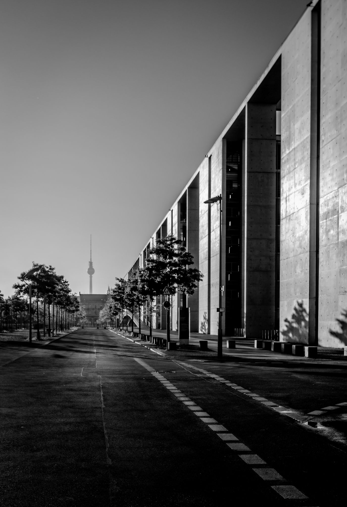 Berlin in black and white by ThomasBechtleFotografie