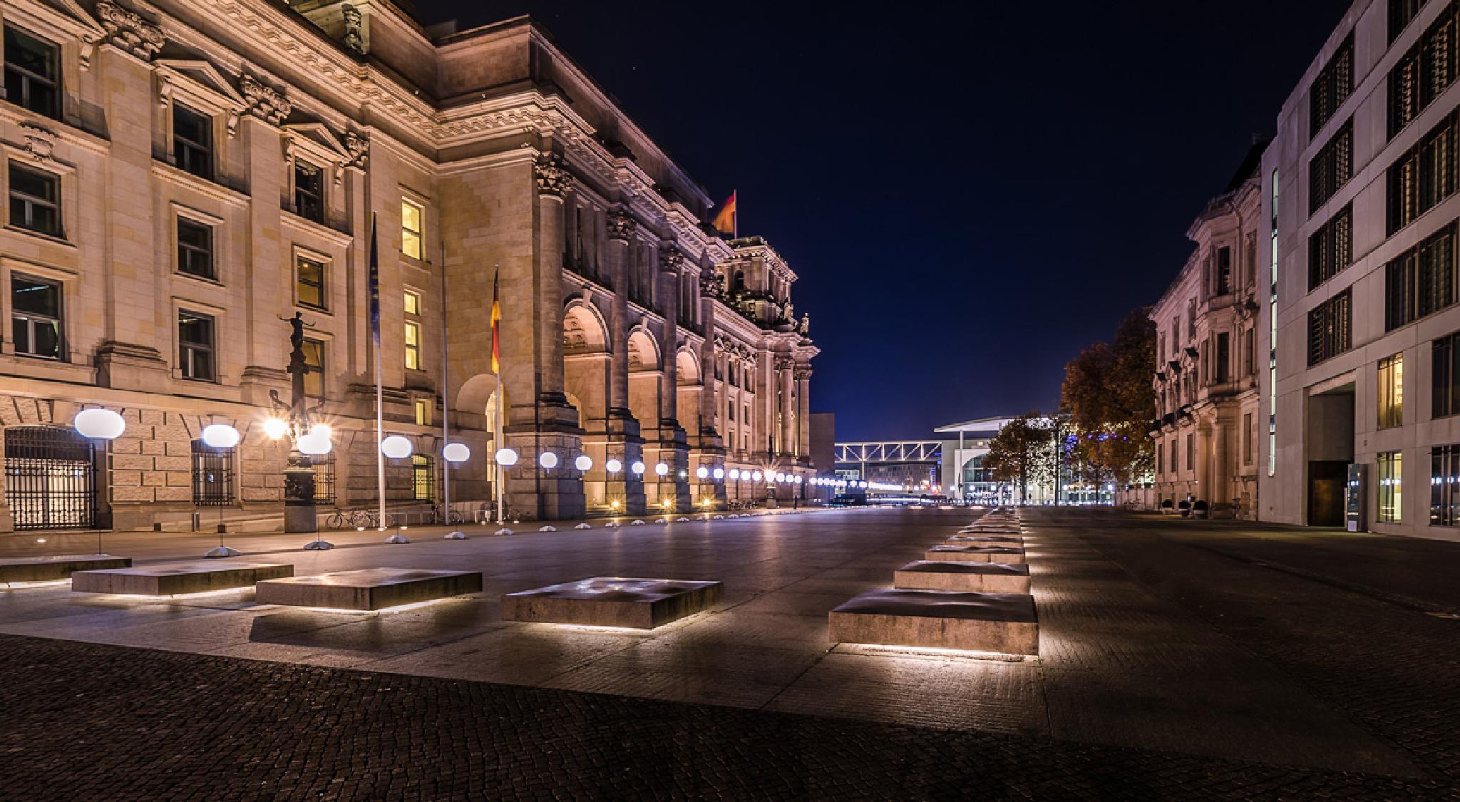 Berlin - 09. November 2014 by ThomasBechtleFotografie