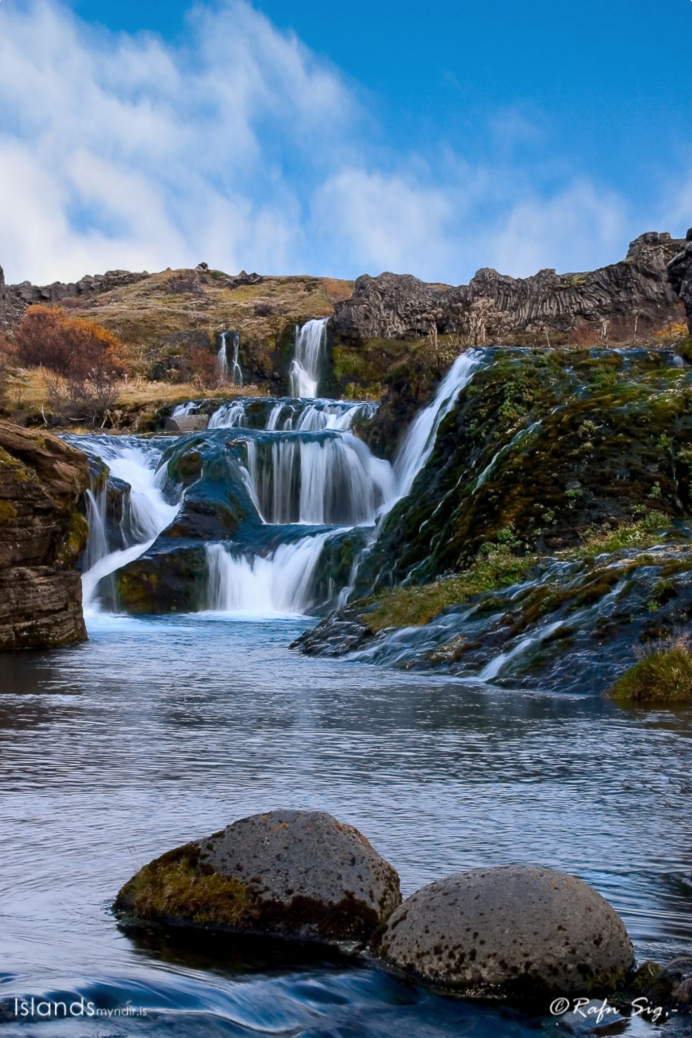 There is a small oasis up in the highlands in #Iceland by Rafn Sig,-  @ Discover Wild Iceland.com