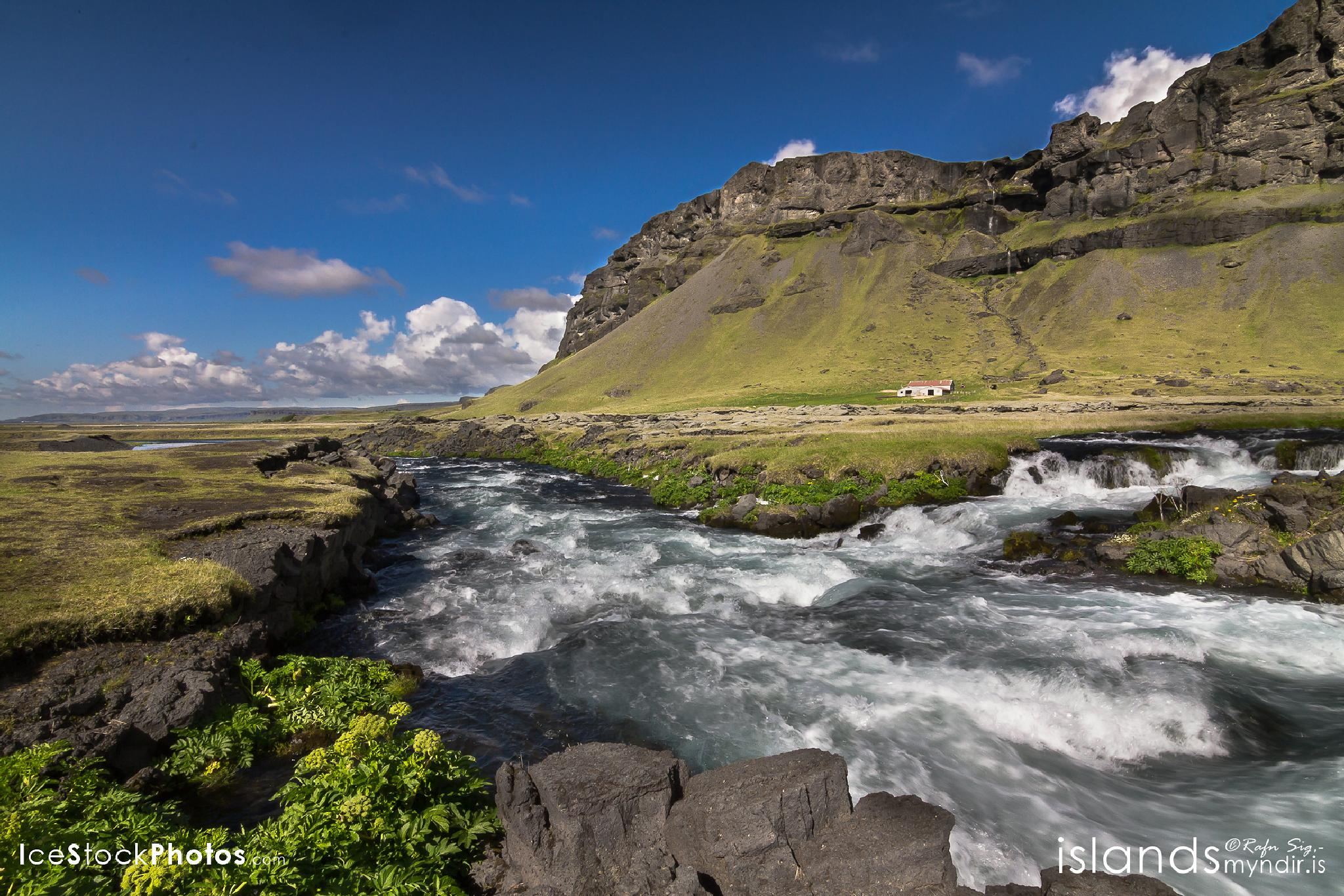 """Fossálar. South"" - #Iceland by Rafn Sig,-  @ Discover Wild Iceland.com"