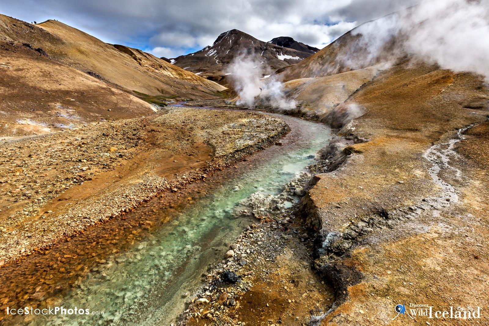 Discover Wild Iceland - Kerlingarfjöll. Highlands of Iceland. by Rafn Sig,-  @ Discover Wild Iceland.com