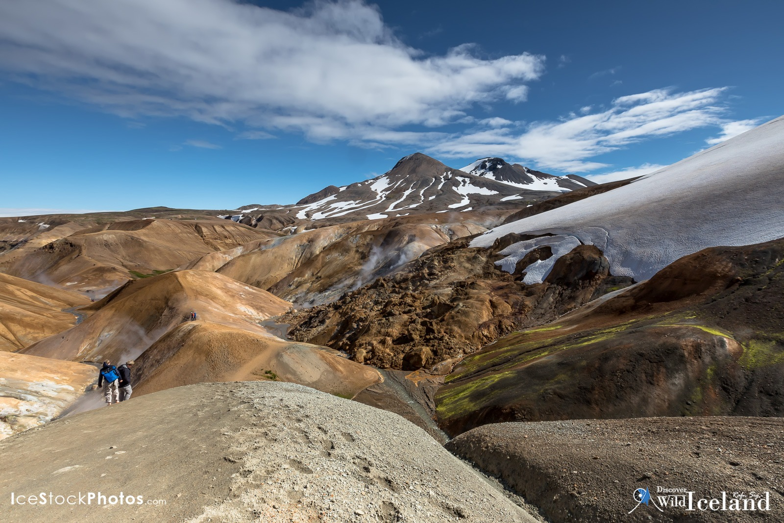 Discover Wild Iceland .is - Documenting at Kerlingarfjöll, Geothermal area in the Highlands of Icela by Rafn Sig,-  @ Discover Wild Iceland.com
