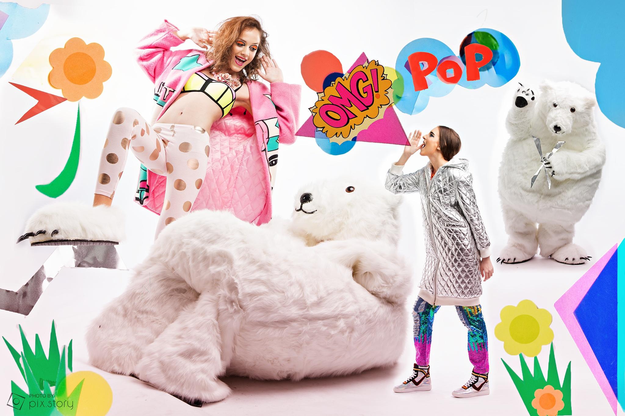 Top of the Pop by Leonard Chua