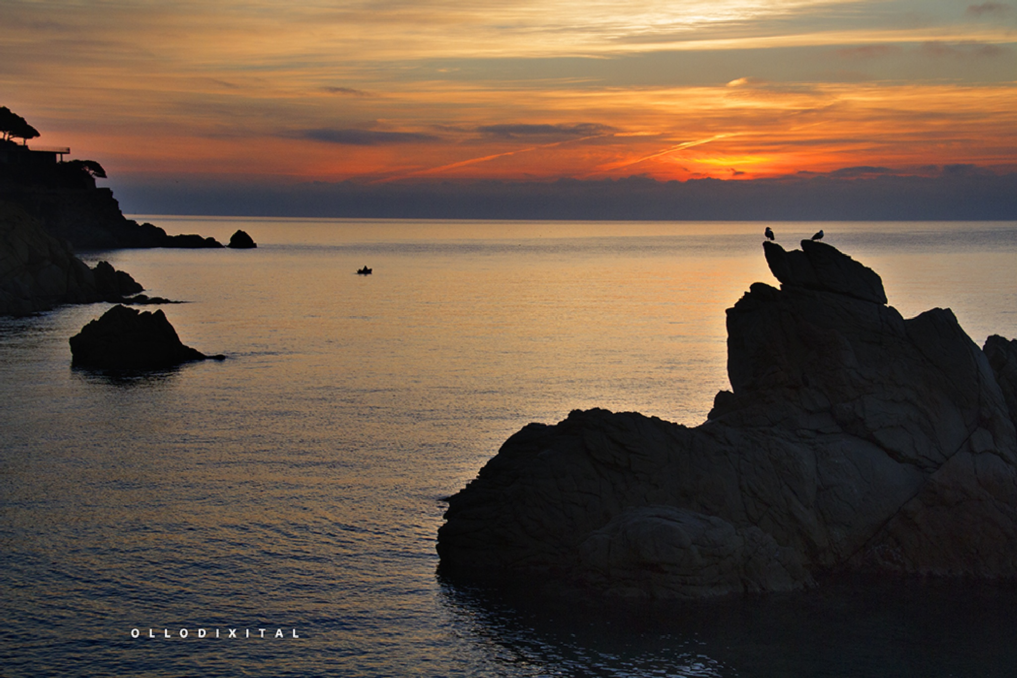 Sunrise Lloret by OlloDixital