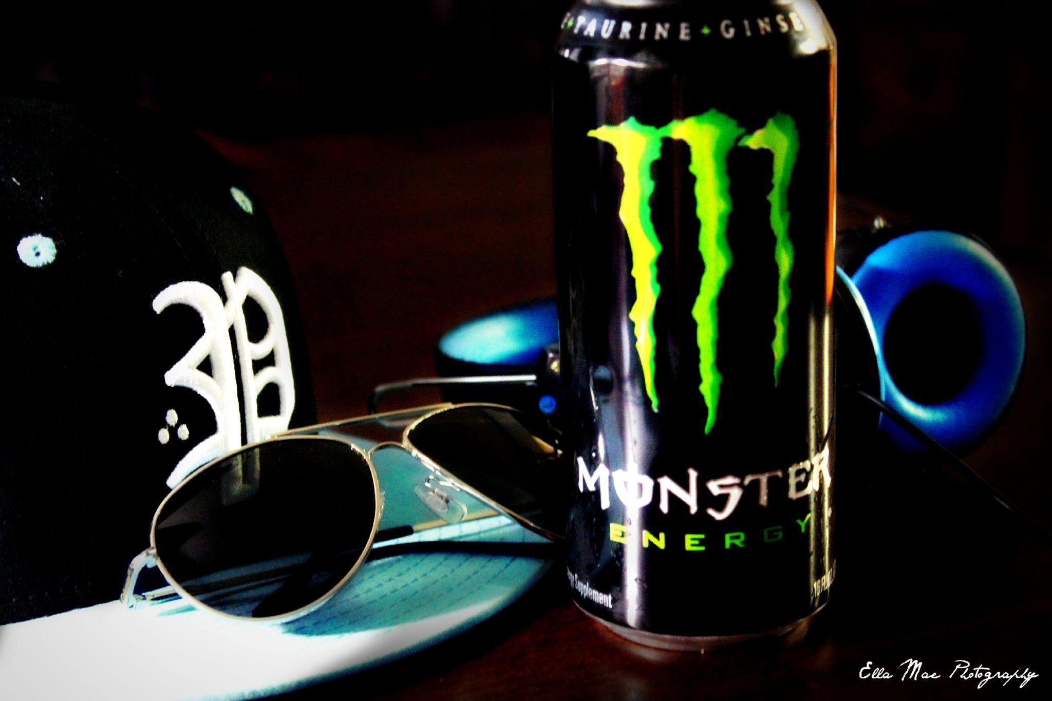 I Feel Like a Monster by ehallmark5