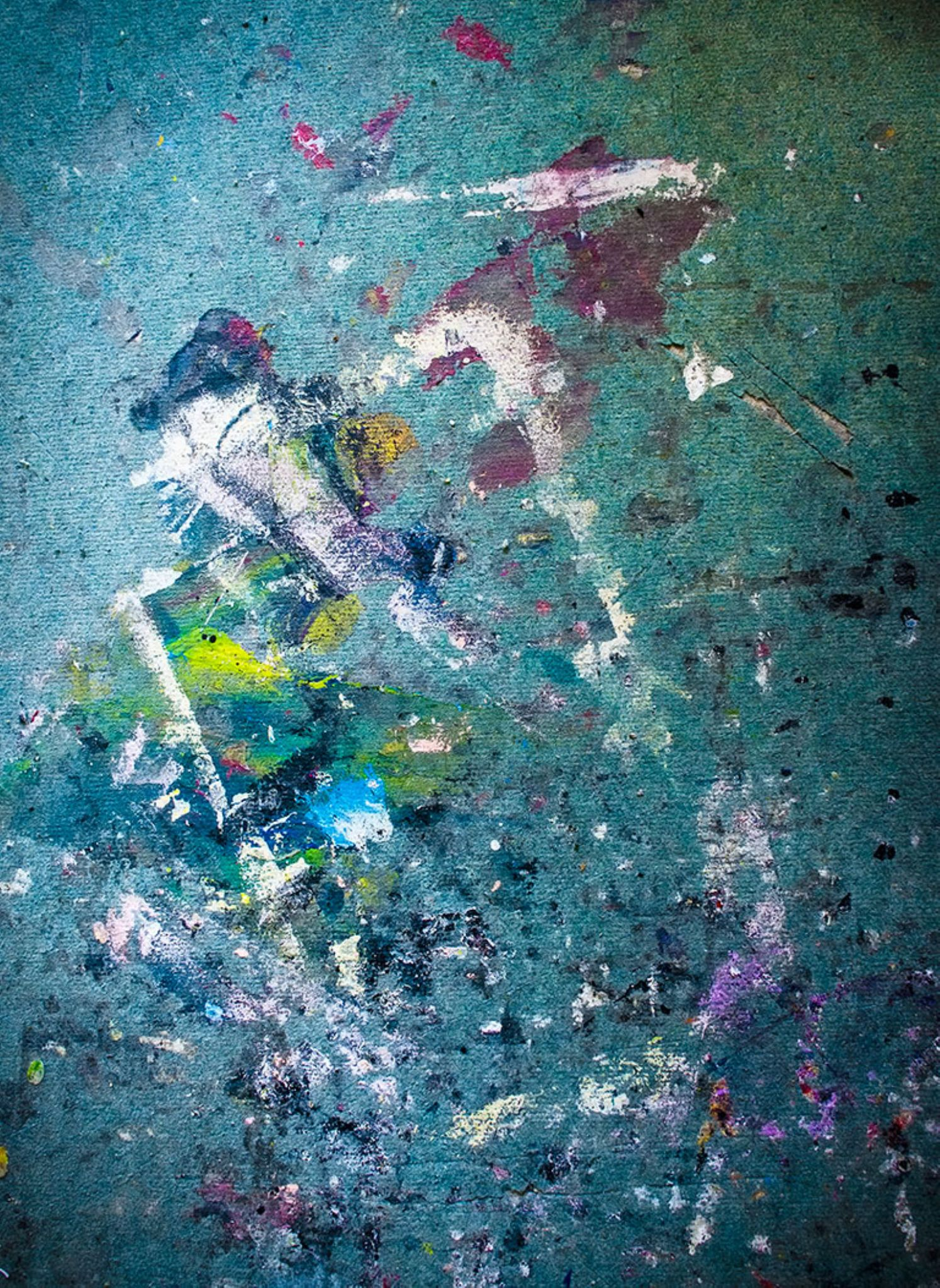 The artist's carpet by DavidNorfolk